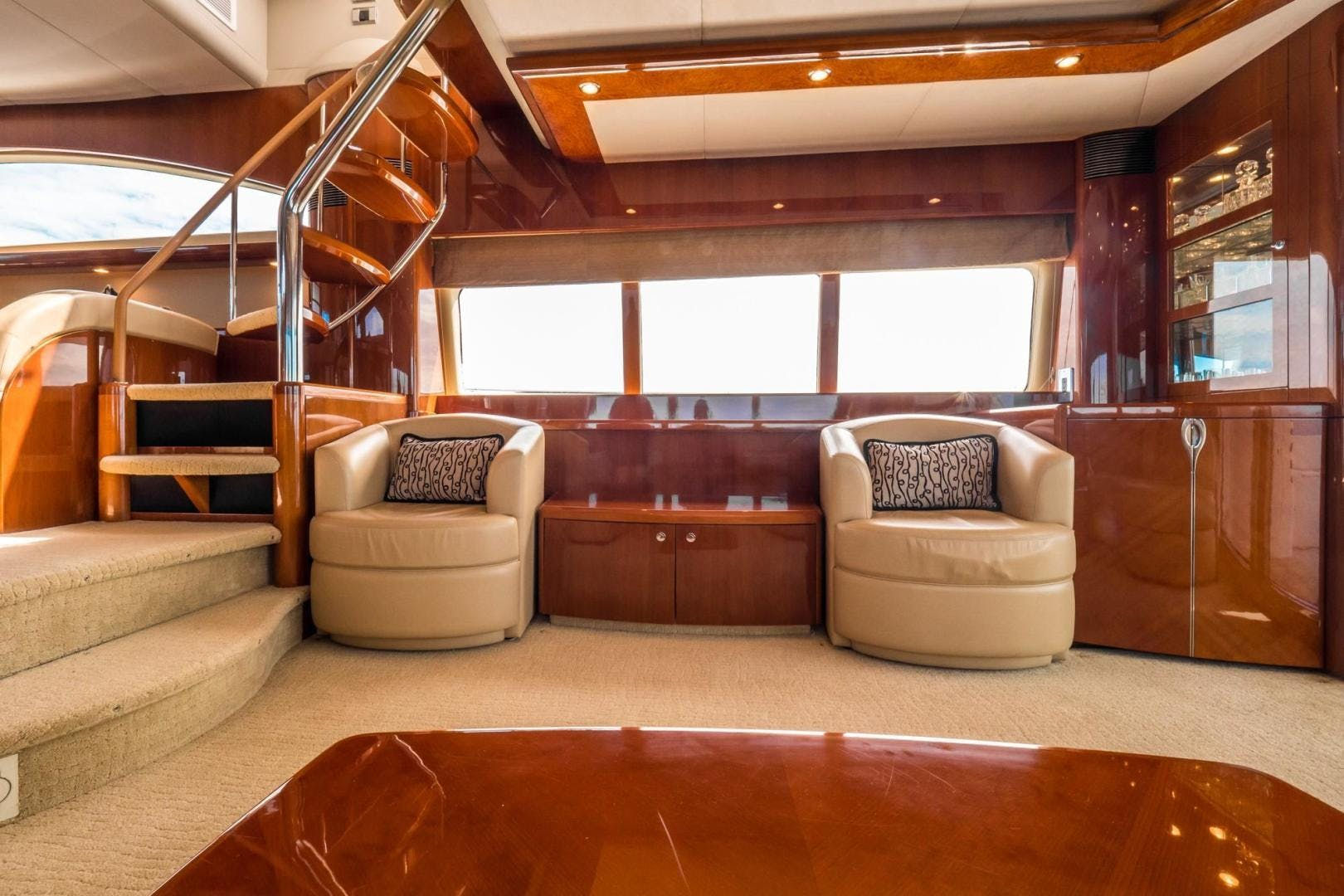 2008 Viking Sport Cruisers 75' 75 Motor Yacht Silver Lining | Picture 8 of 52