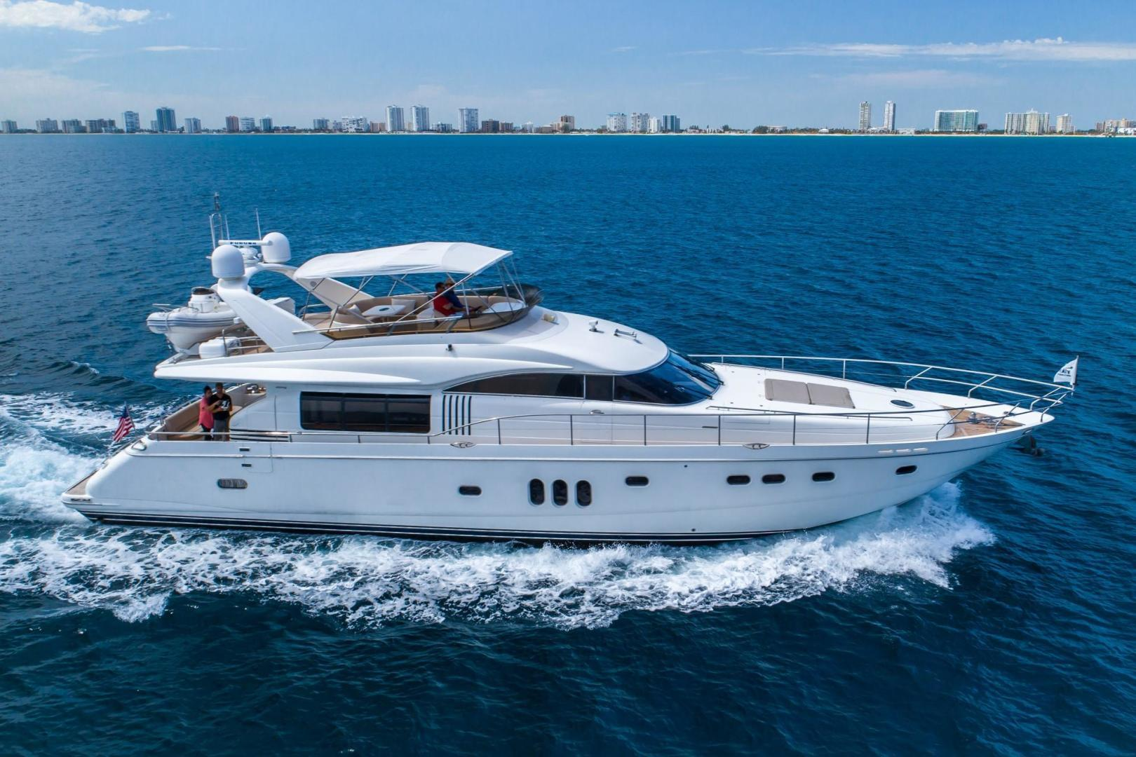 "2008 Viking Sport Cruisers 75' 75 Motor Yacht ""Silver Lining"""