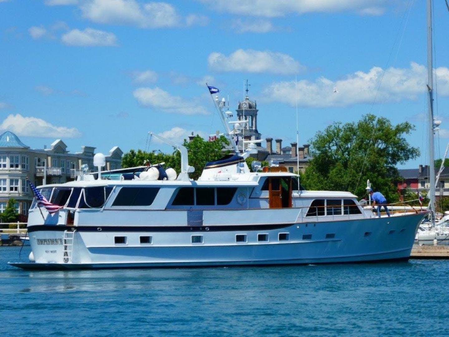 1968 Burger 72' Raised Pilothouse Independence | Picture 6 of 16