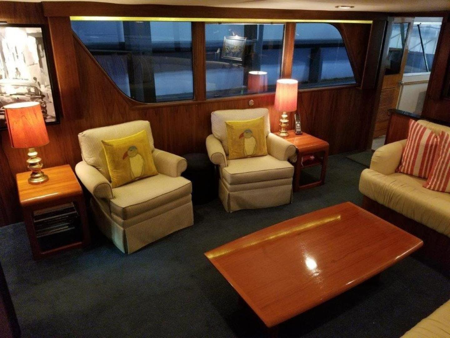 1968 Burger 72' Raised Pilothouse Independence | Picture 4 of 16