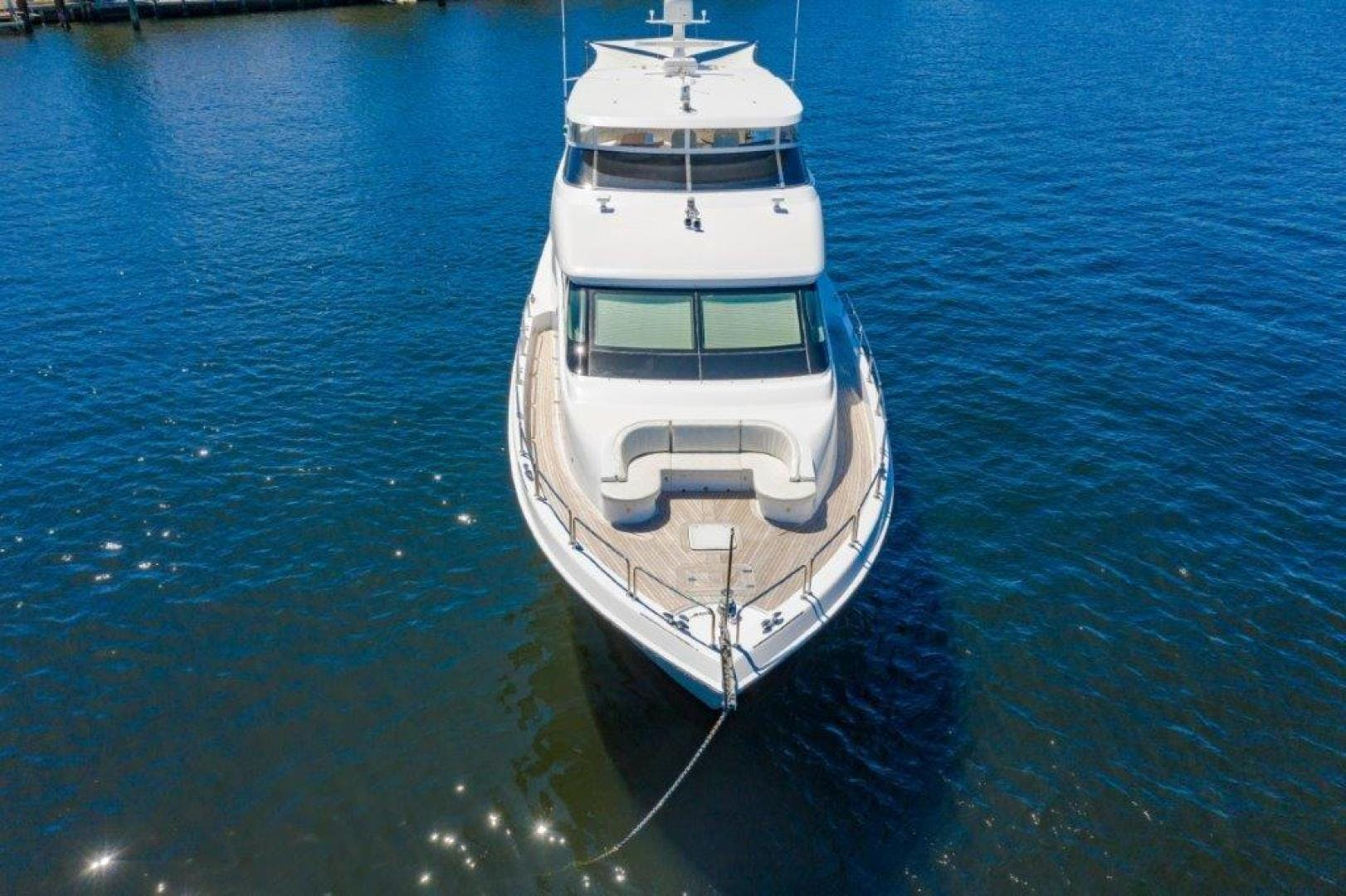 2013 Hatteras 80' Motor Yacht LEXUS LADY | Picture 3 of 42