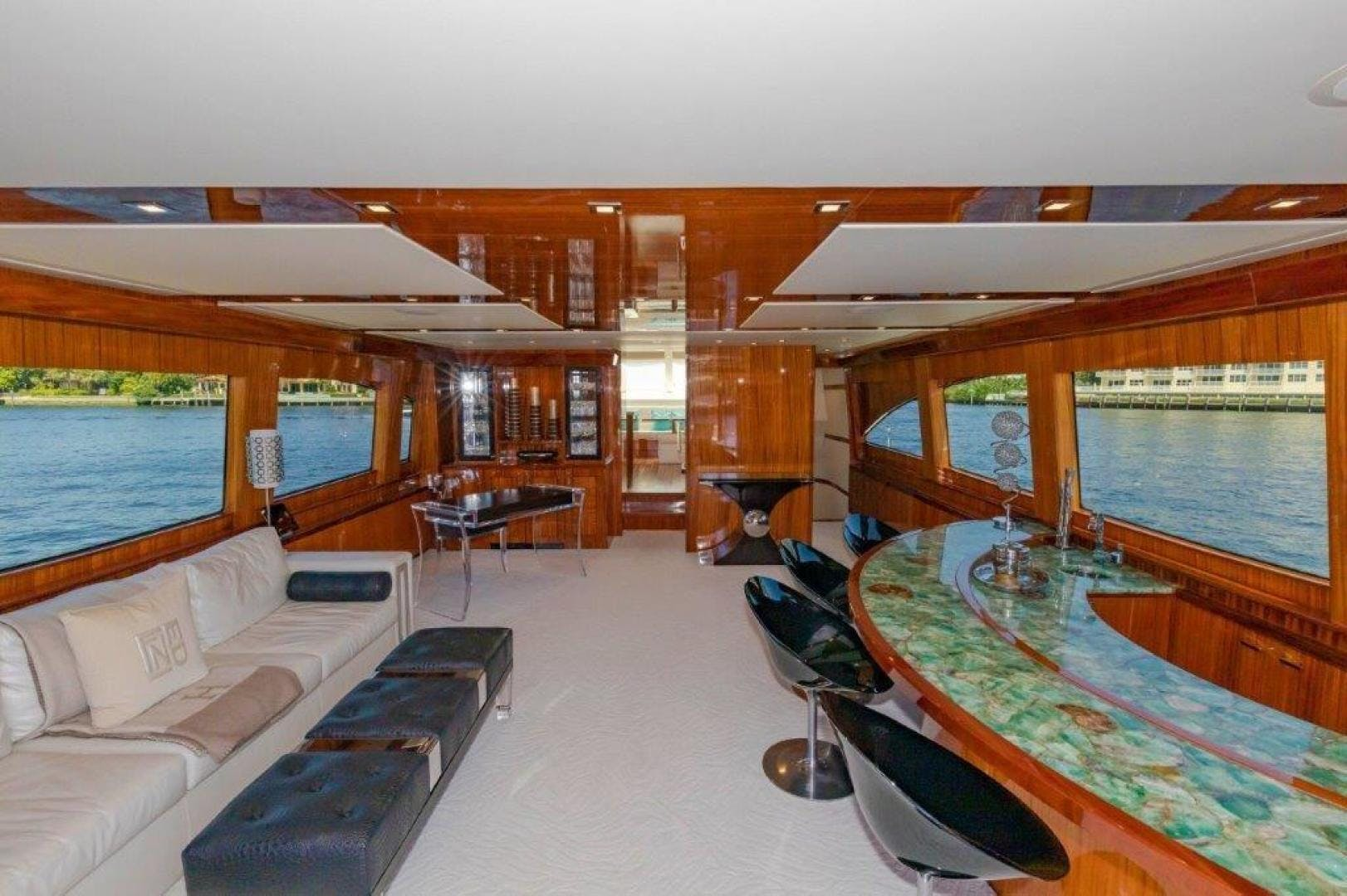 2013 Hatteras 80' Motor Yacht LEXUS LADY | Picture 7 of 42