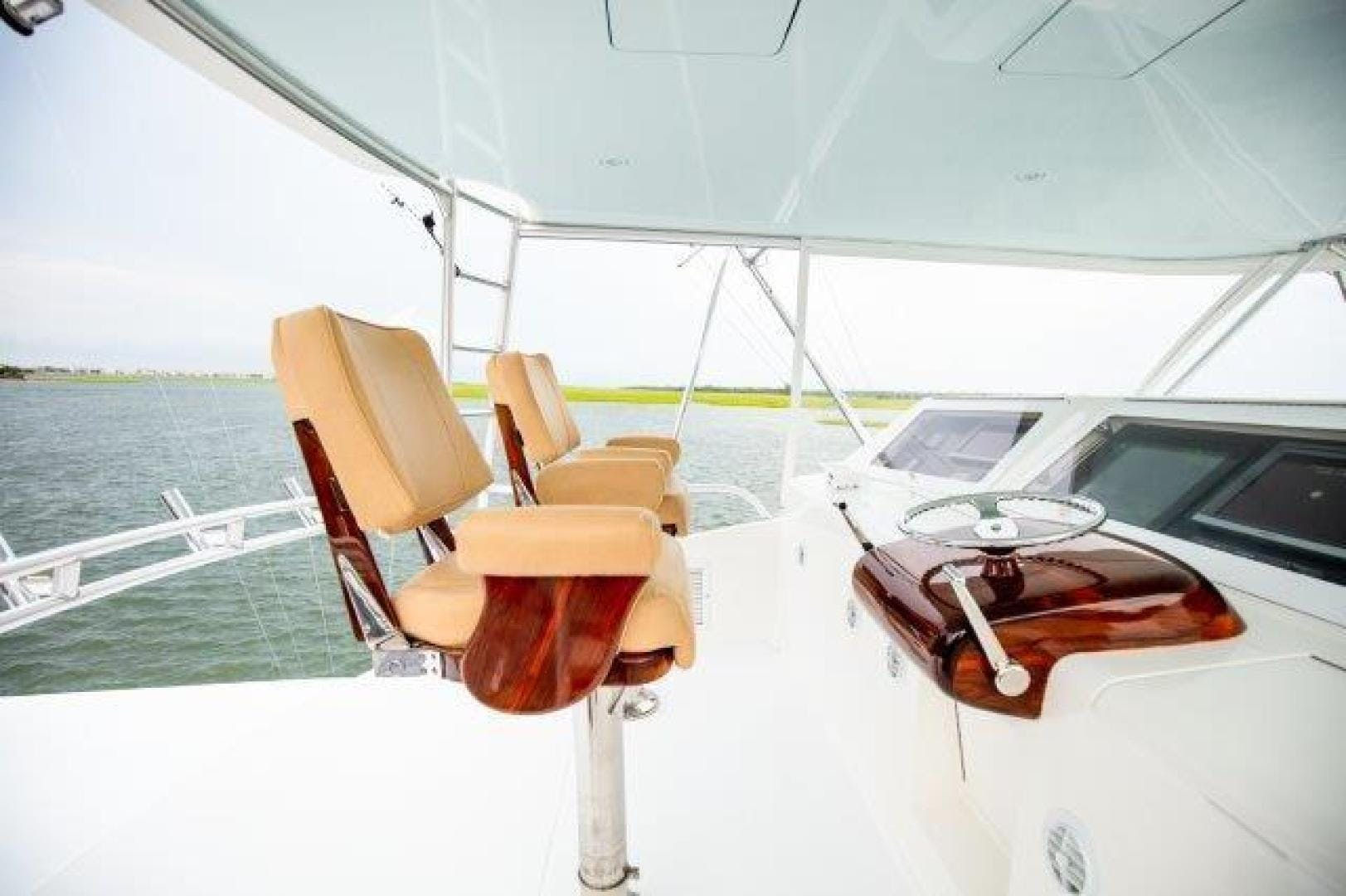 2007 Viking 64' Convertible BB | Picture 1 of 26