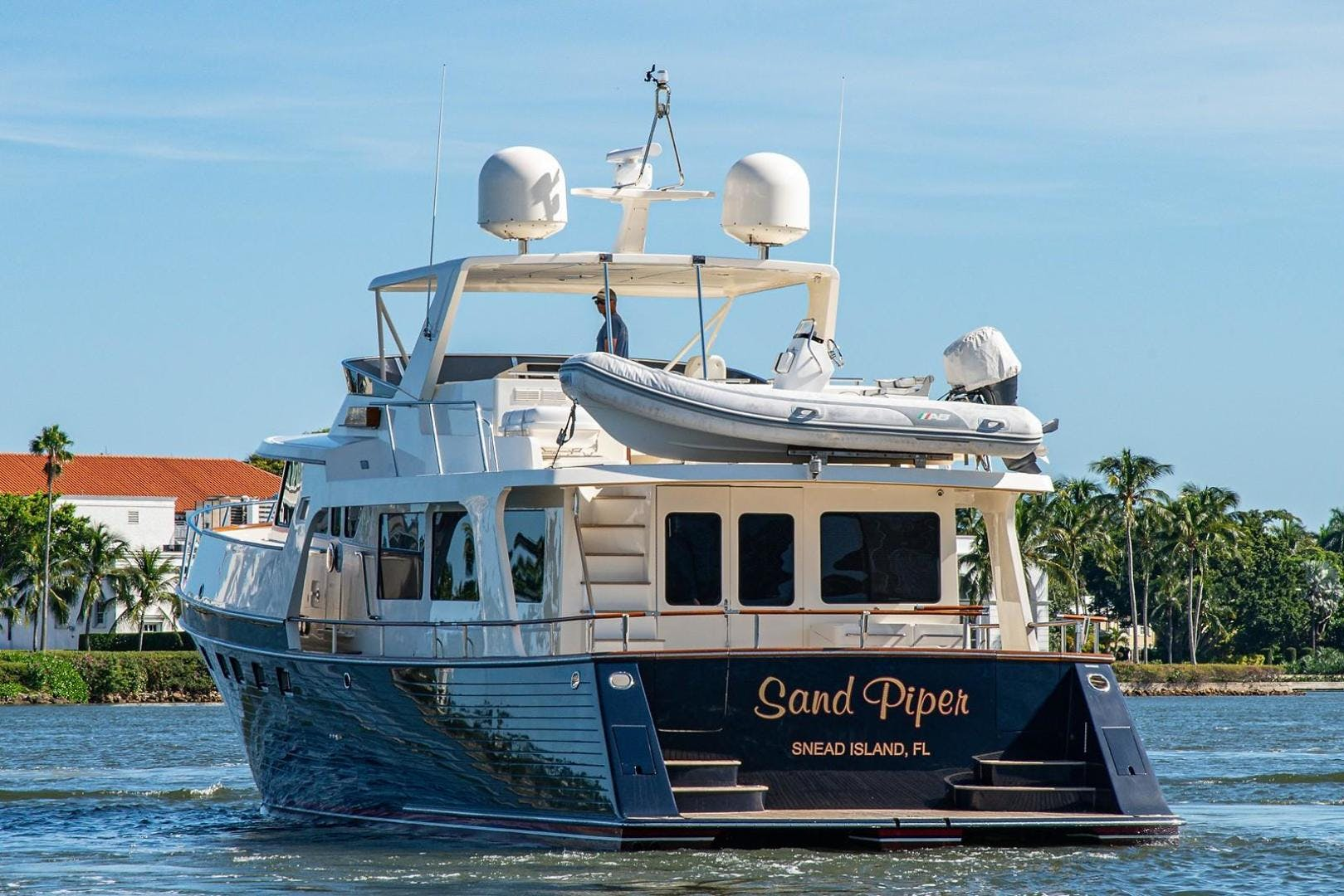 2004 Marlow 70' 70E Sand Piper | Picture 5 of 117