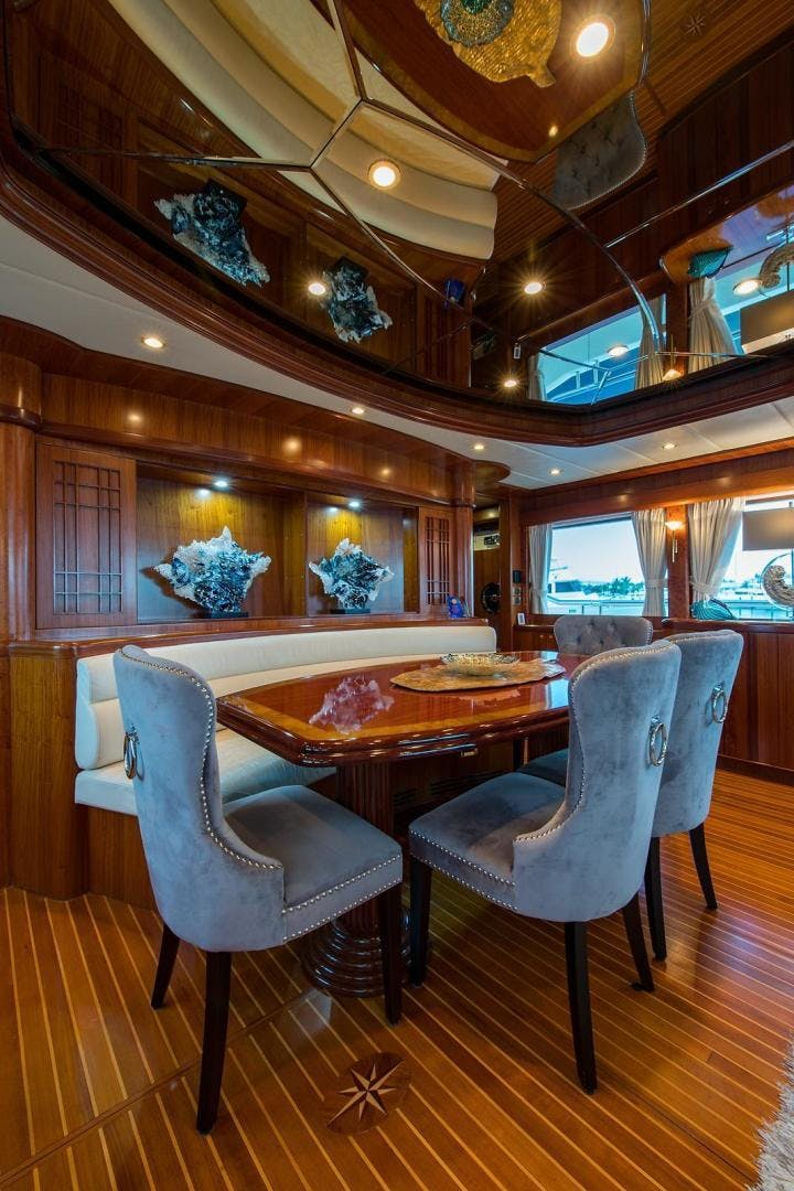 2007 Johnson 87' 87 MOTOR YACHT FITNAUTIC | Picture 1 of 84