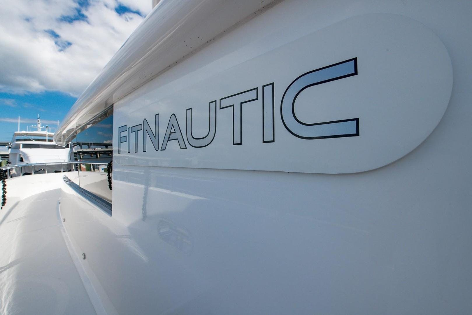 2007 Johnson 87' 87 MOTOR YACHT FITNAUTIC | Picture 8 of 84