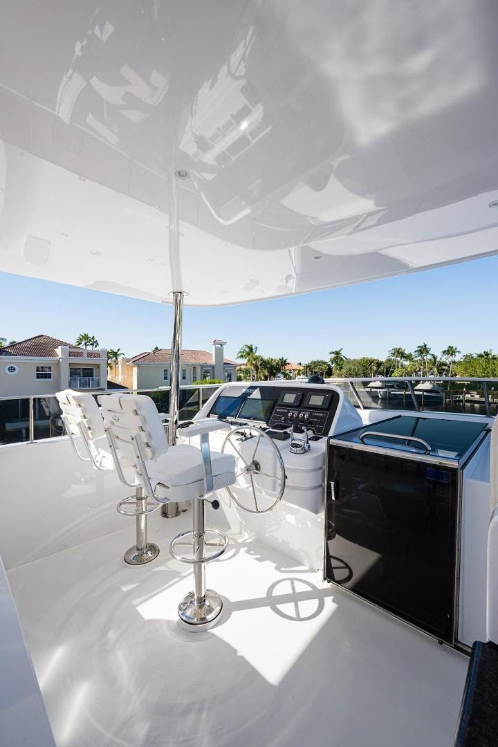 2010 Hargrave 101' Motoryacht SOLO TU | Picture 1 of 87
