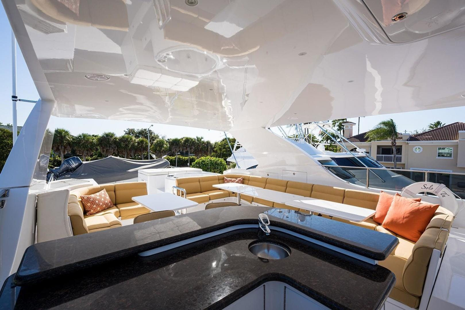 2010 Hargrave 101' Motoryacht SOLO TU | Picture 8 of 87