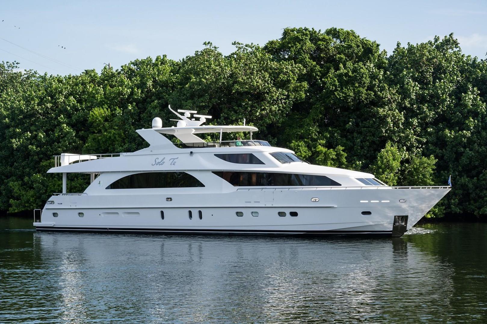 "2010 Hargrave 101' Motoryacht ""SOLO TU"""