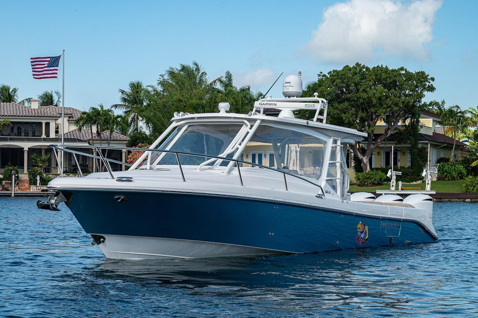 2016 Everglades 36' 360 LXC Jayhawker | Picture 4 of 35