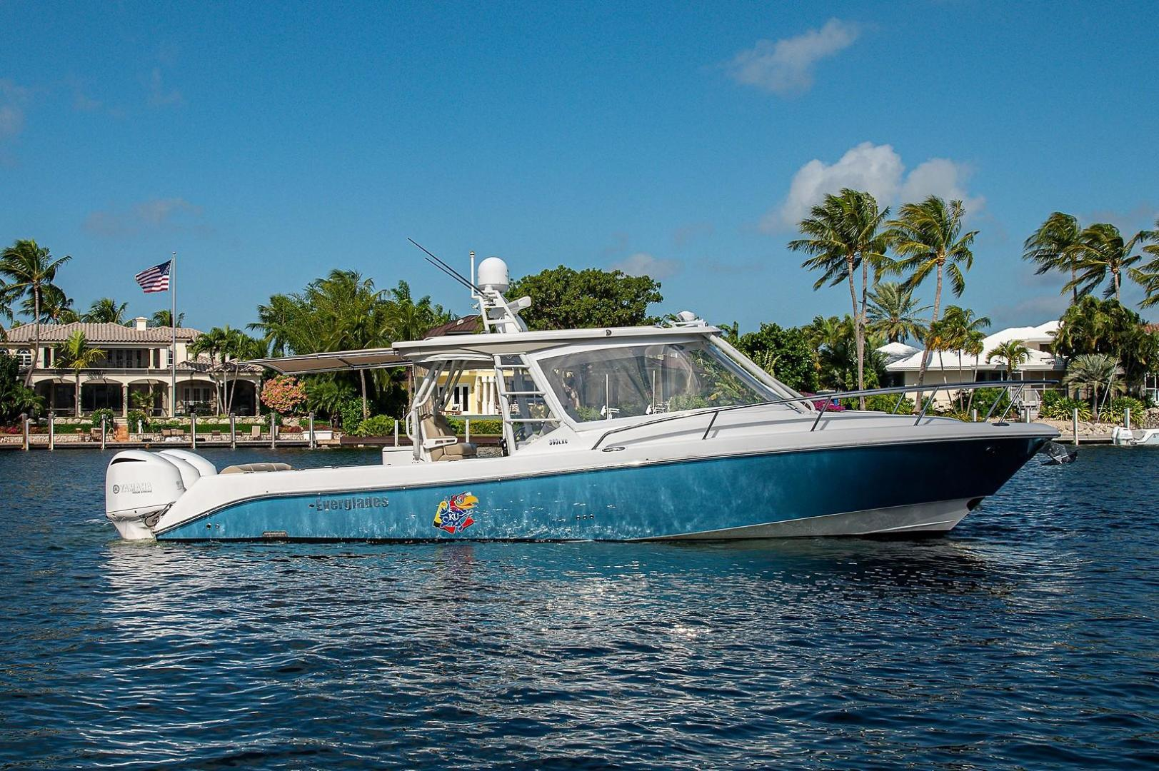 36' Everglades 2016 360 LXC Jayhawker