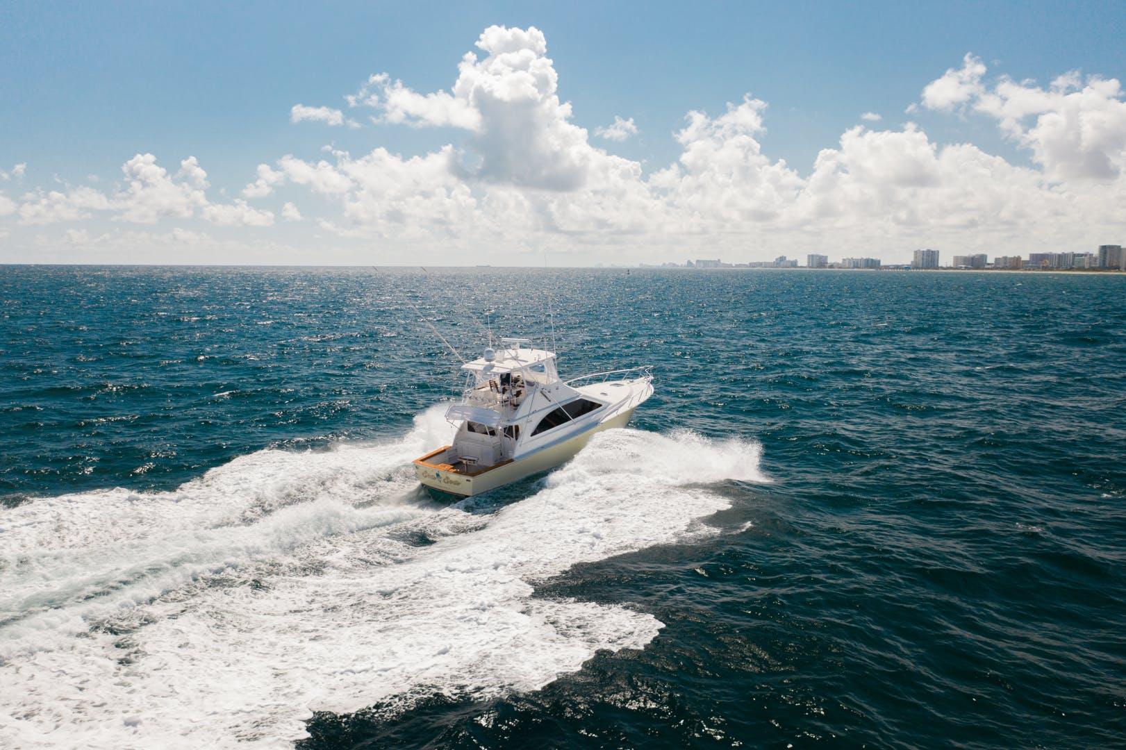 2000 Ocean 48' Super Sport Sea Sea | Picture 2 of 34