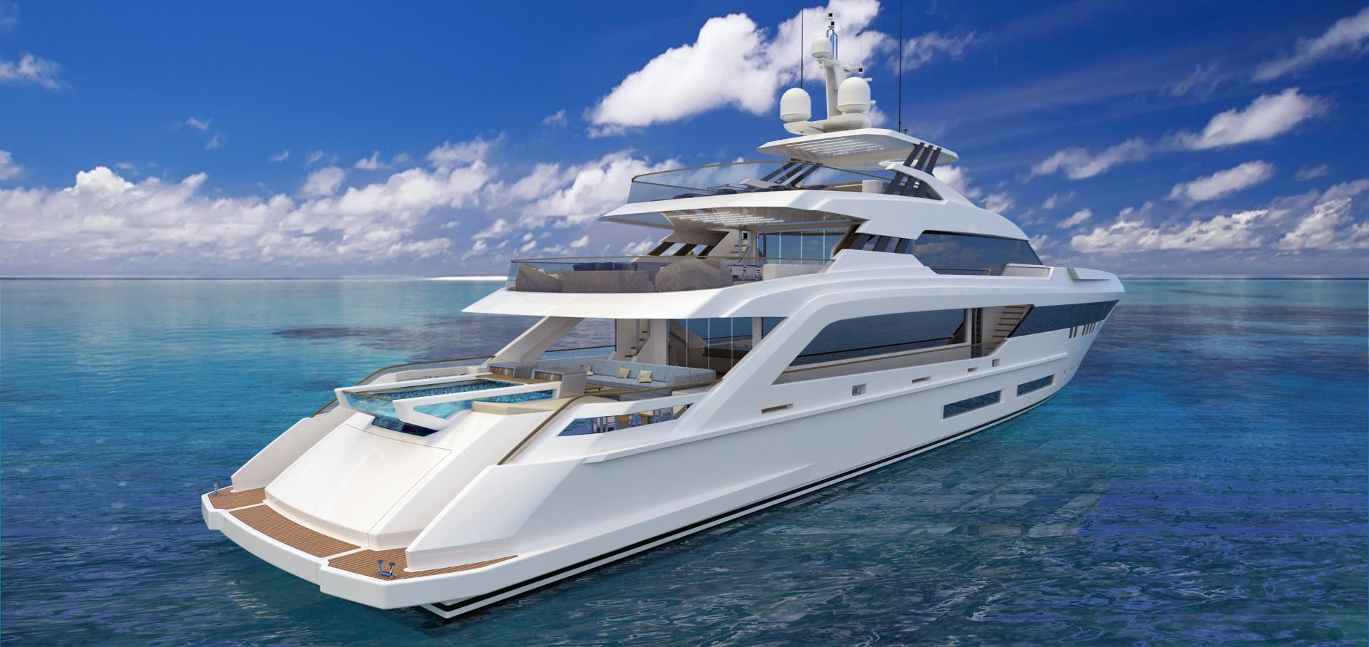 2023 GHI Yachts 165'  THUNDERBIRD 165 | Picture 4 of 8