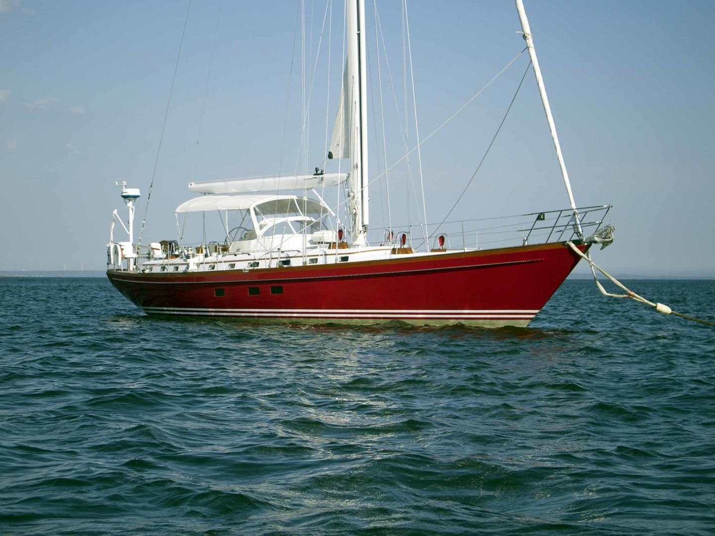 1994 Little Harbor 60' 60 LYNLEY III | Picture 4 of 29