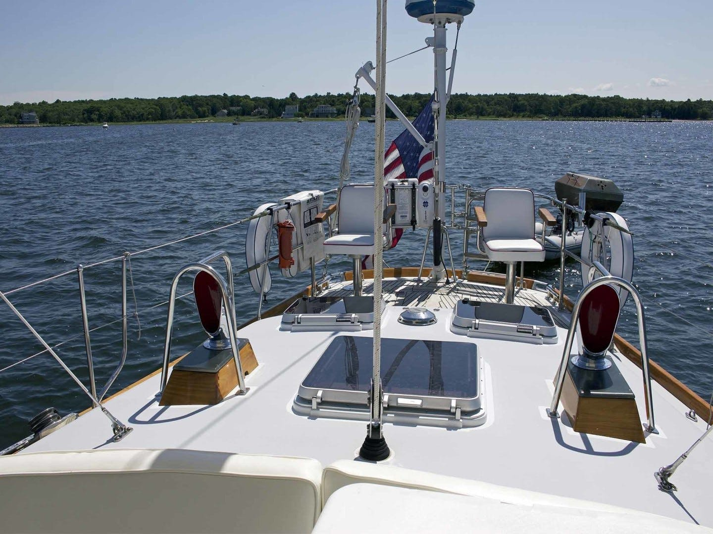 1994 Little Harbor 60' 60 LYNLEY III | Picture 2 of 29