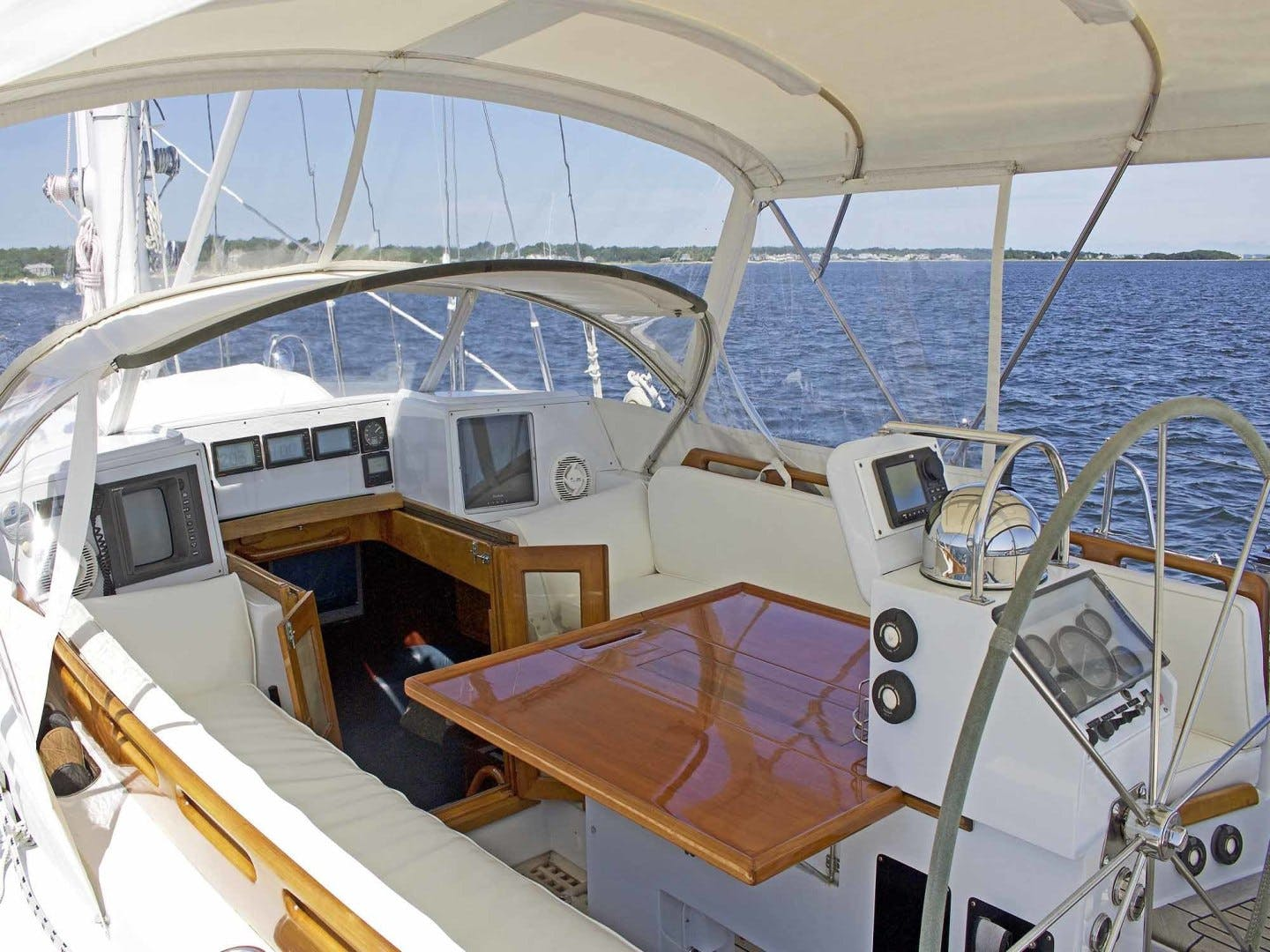 1994 Little Harbor 60' 60 LYNLEY III | Picture 7 of 29