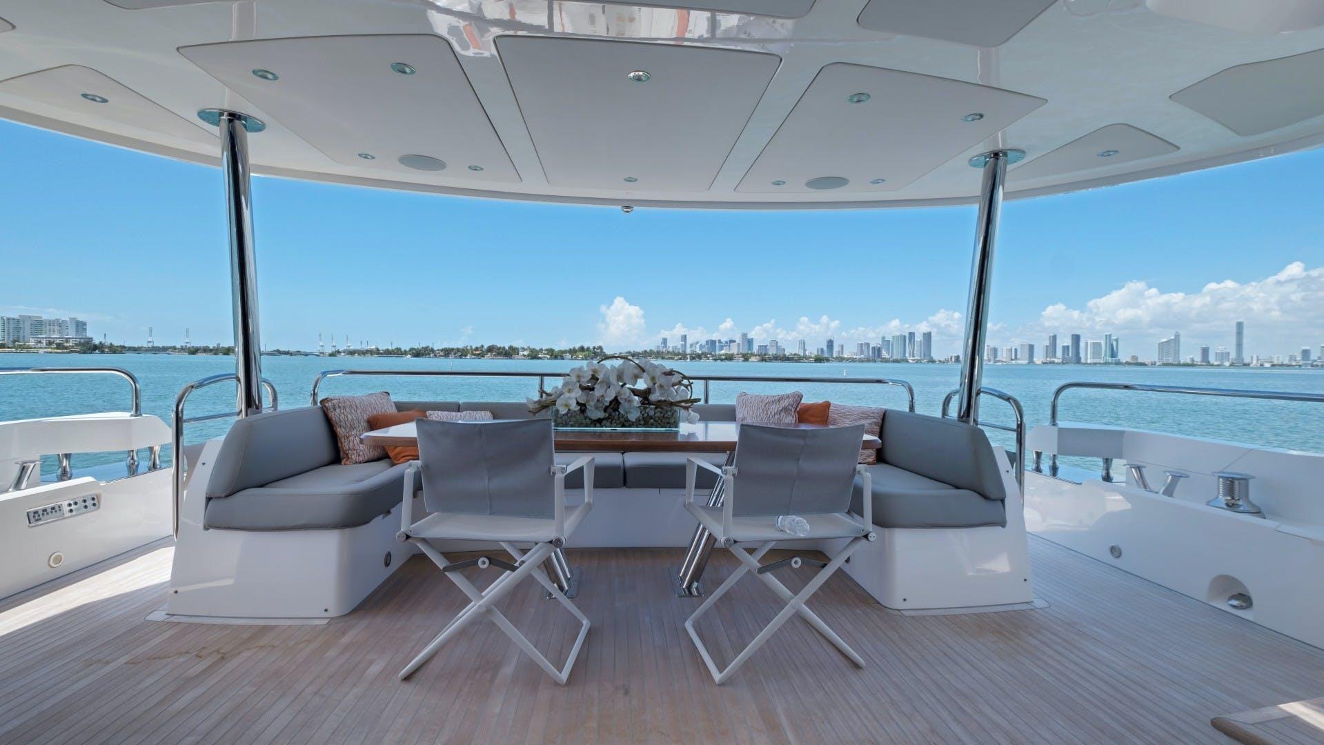 2018 Sunseeker 86' 86 Yacht Docqua | Picture 8 of 43