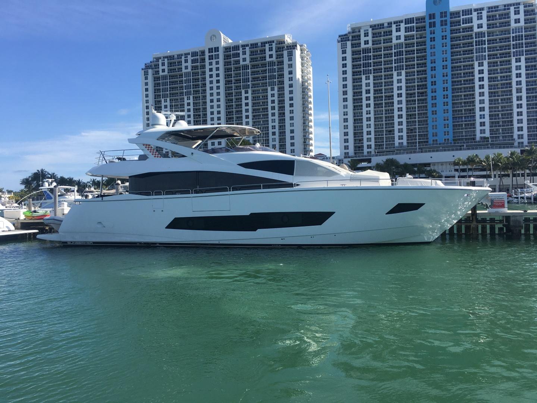 """2018 Sunseeker 86' 86 Yacht """"Docqua"""""""