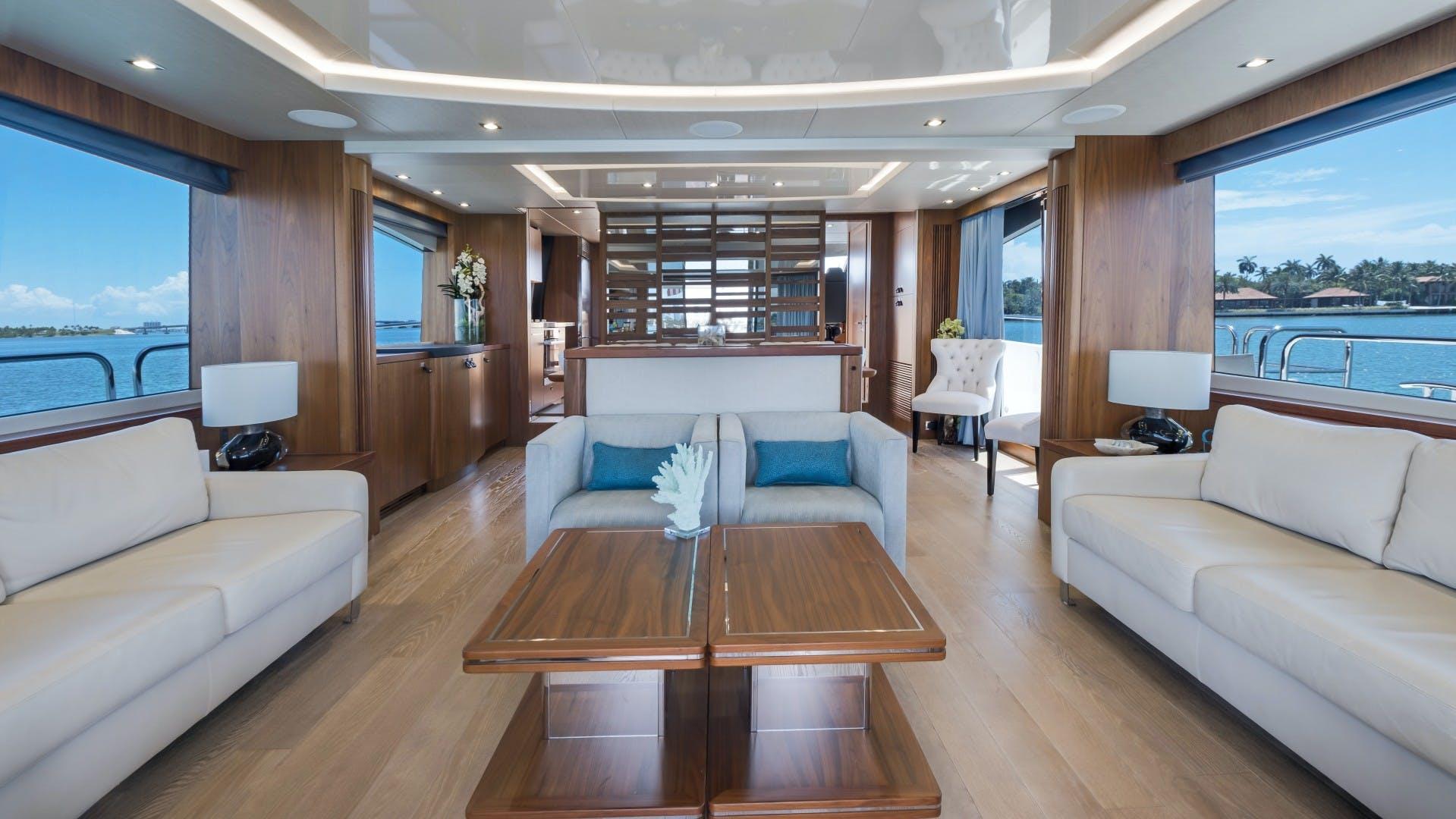 2018 Sunseeker 86' 86 Yacht Docqua | Picture 4 of 43