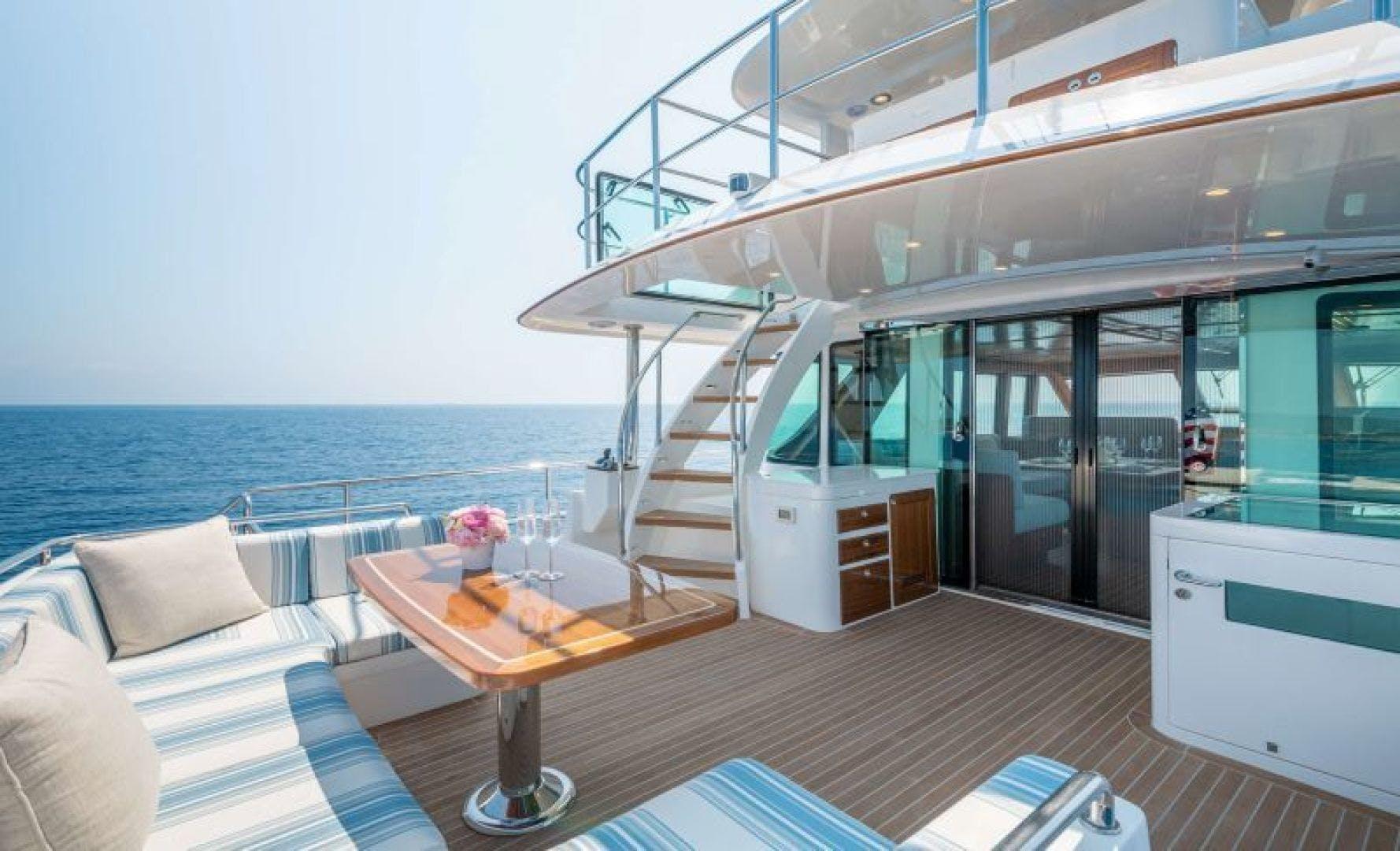 2022 Hunt Yachts 63' Ocean 63 OCEAN 63 | Picture 5 of 8