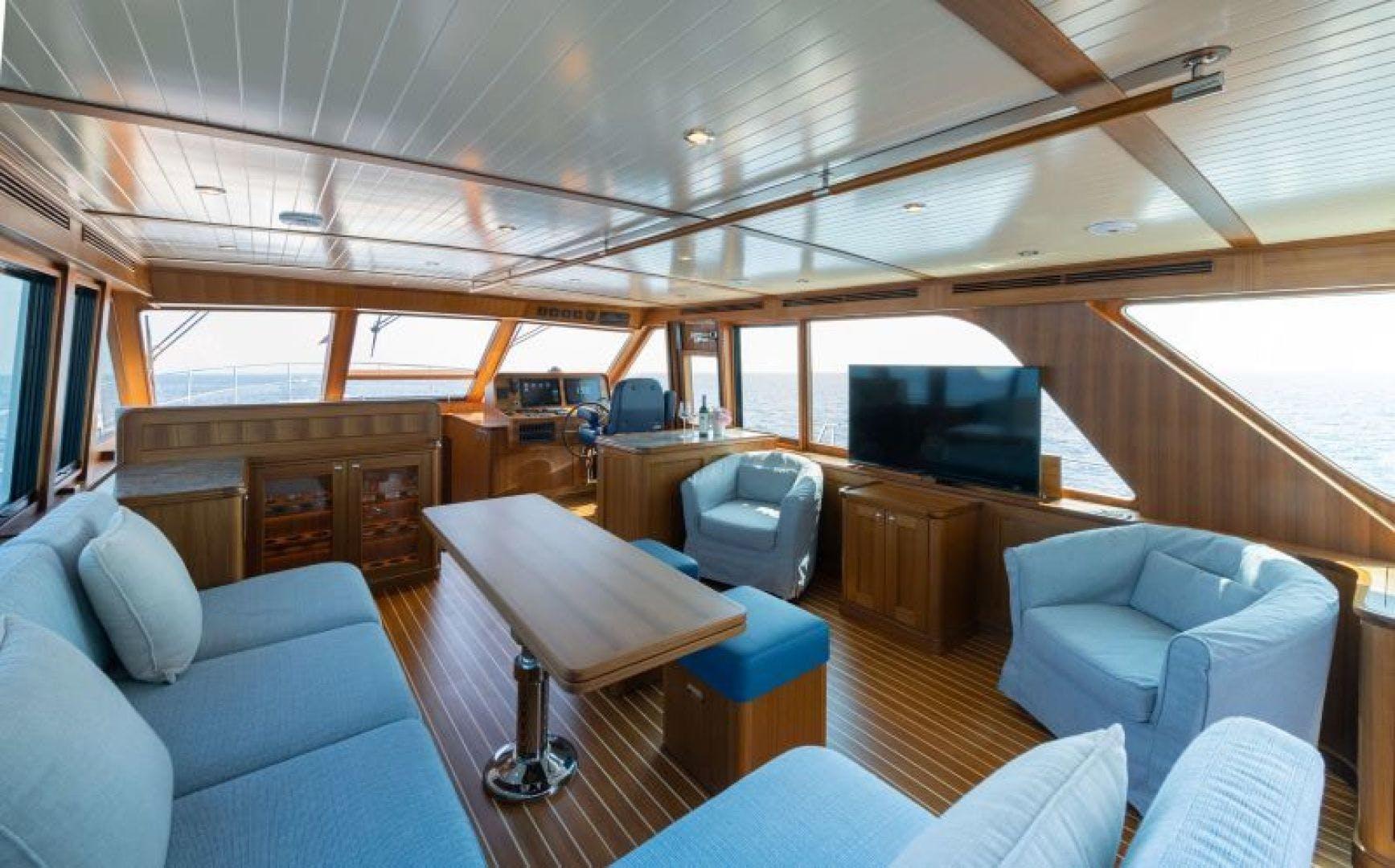 2022 Hunt Yachts 63' Ocean 63 OCEAN 63 | Picture 2 of 8