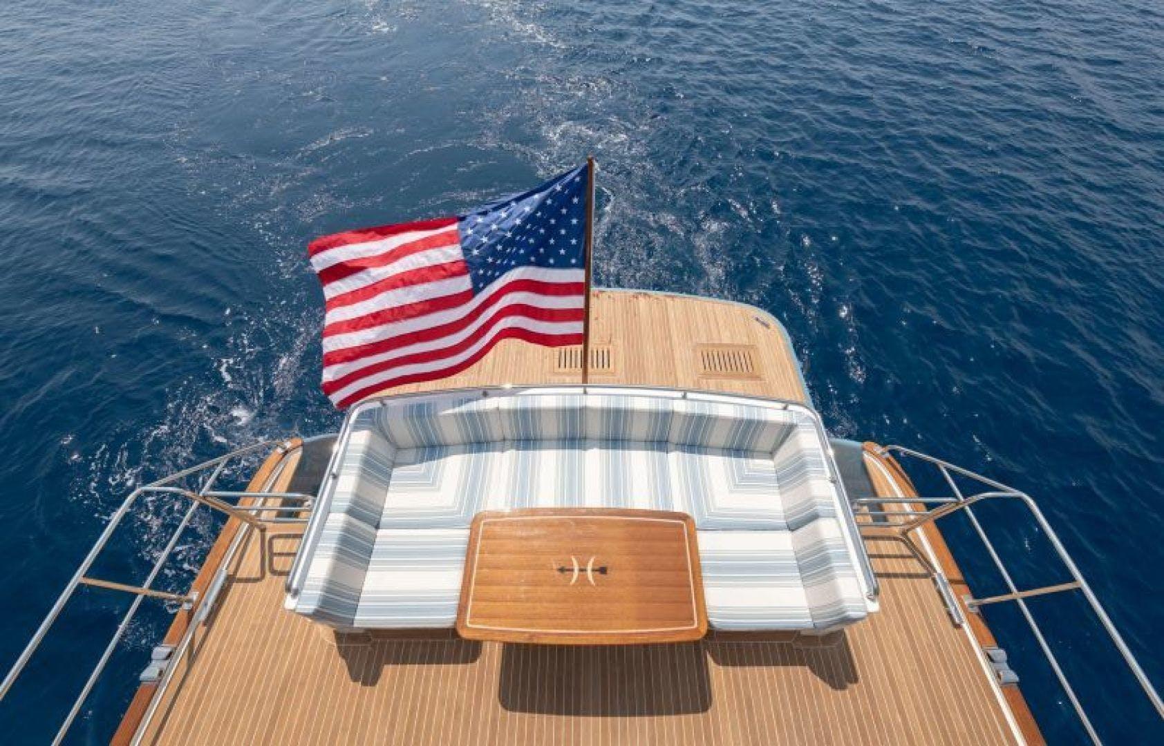 2022 Hunt Yachts 63' Ocean 63 OCEAN 63 | Picture 7 of 8