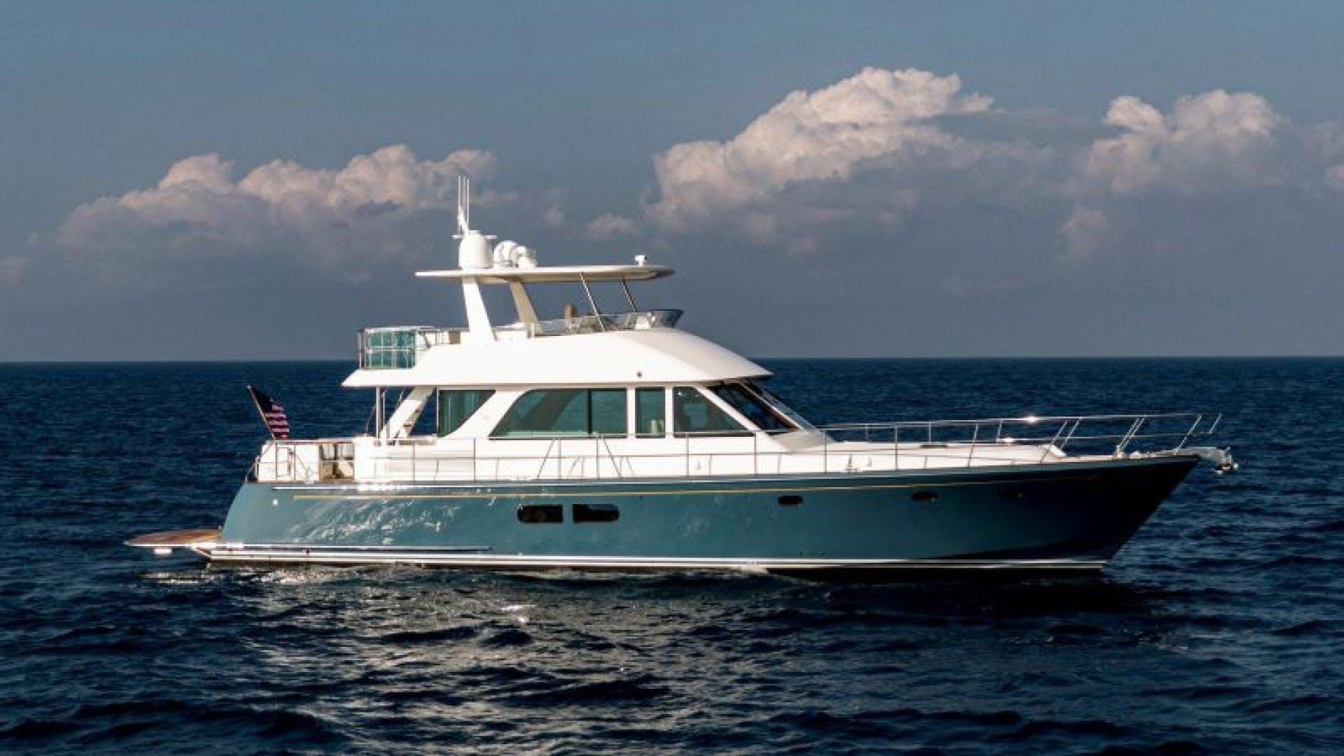 2023 Hunt Yachts 63' Ocean 63 OCEAN 63 | Picture 1 of 8