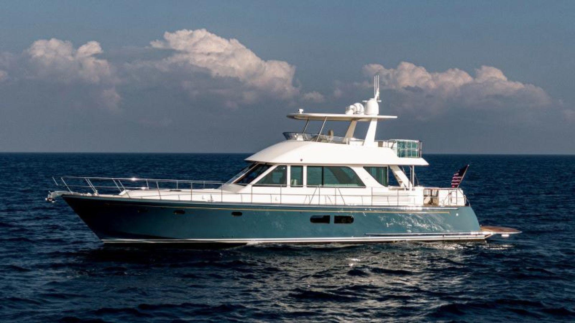 2022 Hunt Yachts 63' Ocean 63 OCEAN 63 | Picture 1 of 8