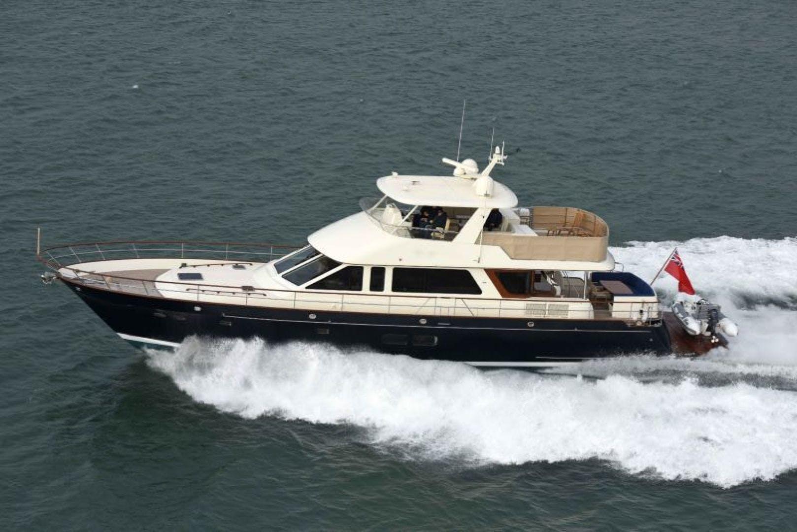 2022 Hunt Yachts 82' Ocean 76 Flybridge OCEAN 76 | Picture 1 of 8