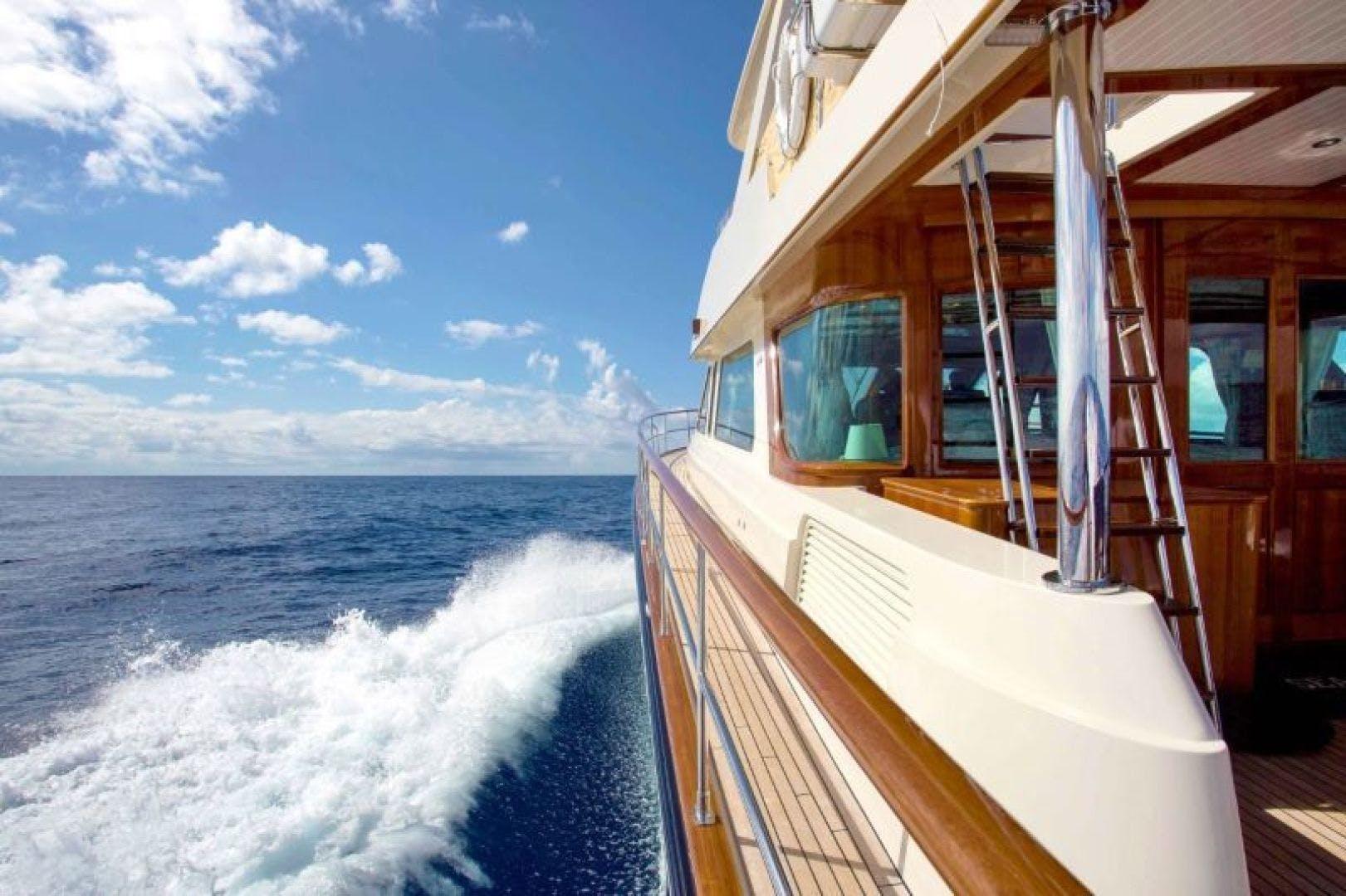 2022 Hunt Yachts 82' Ocean 76 Flybridge OCEAN 76 | Picture 7 of 8