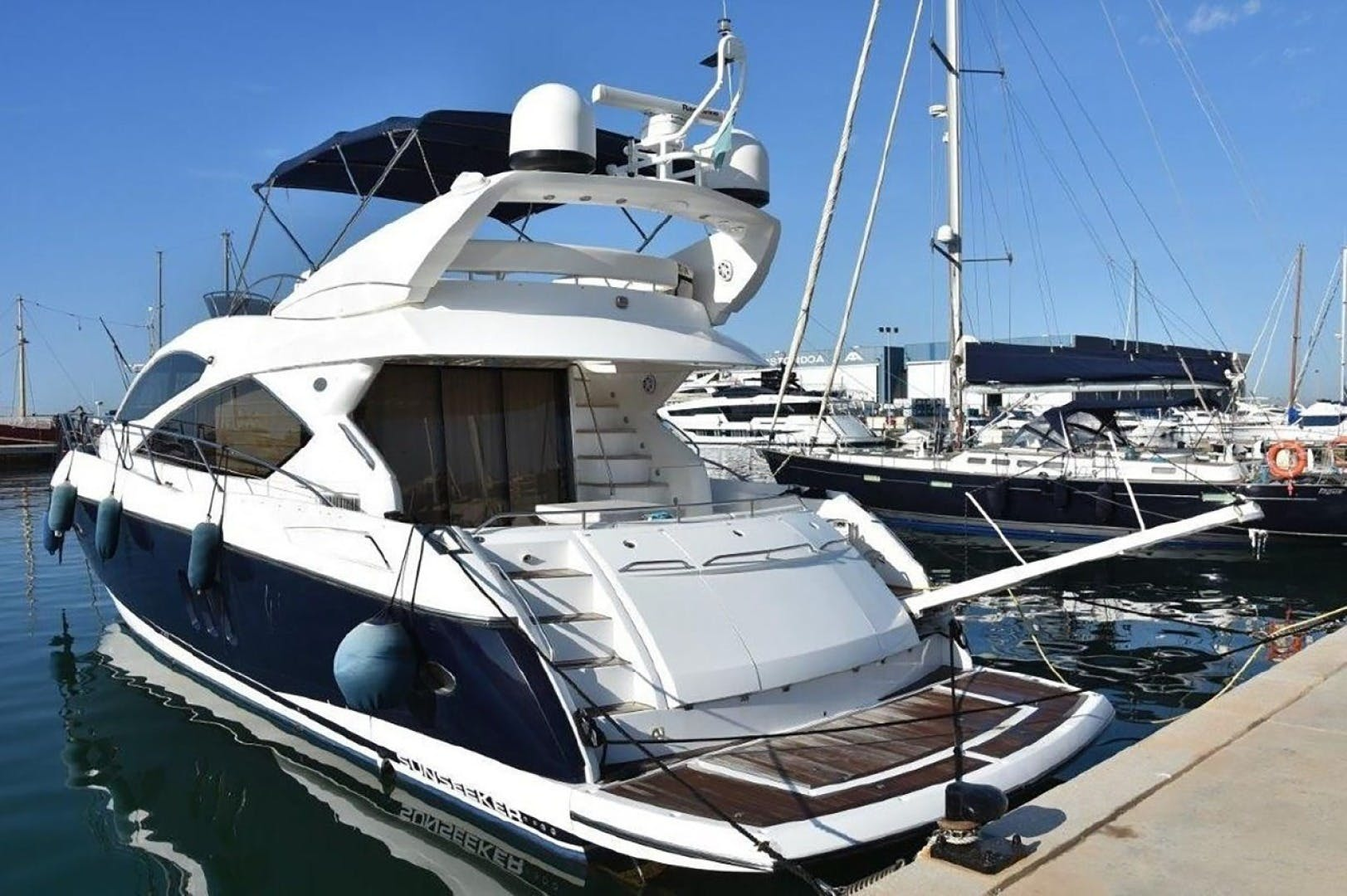 2006 Sunseeker 60' 60  | Picture 1 of 13