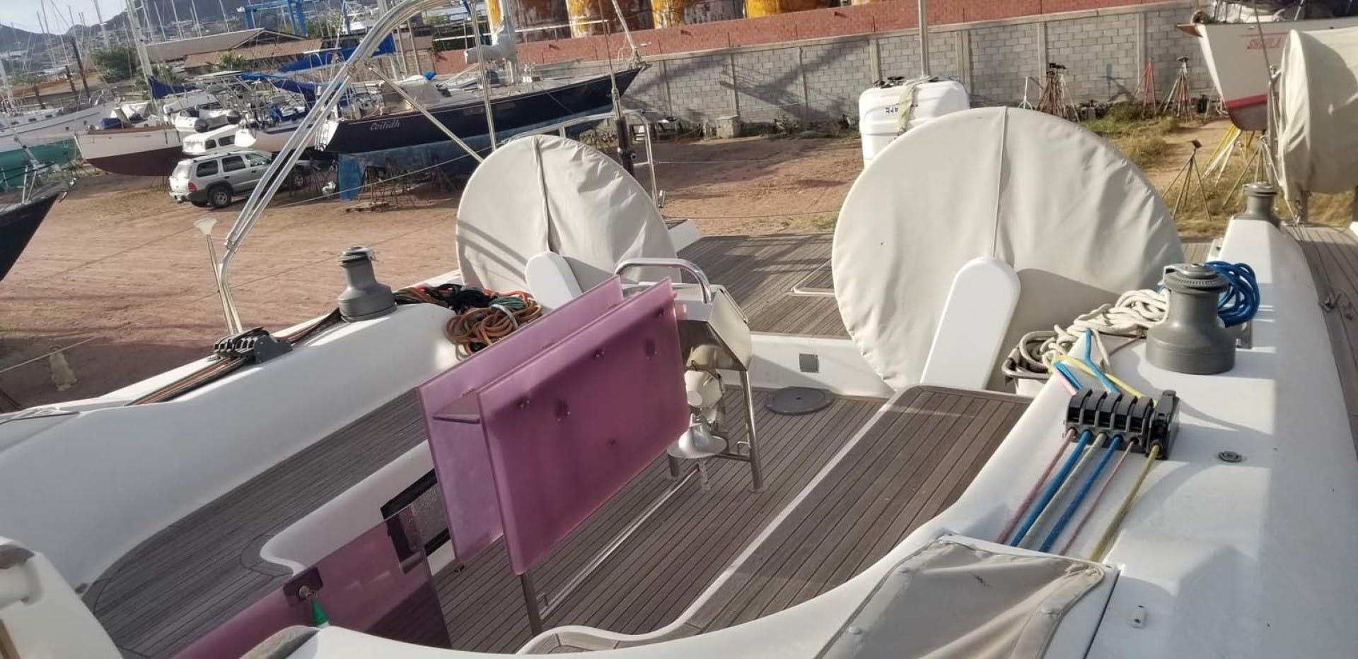 2008 Hanse 53' 540e Ouldary | Picture 8 of 48