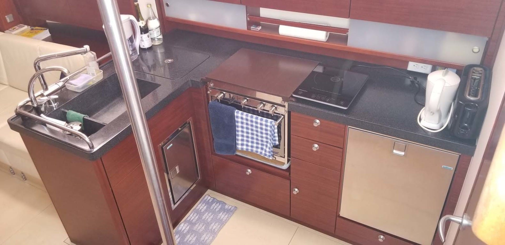 2008 Hanse 53' 540e Ouldary | Picture 4 of 48