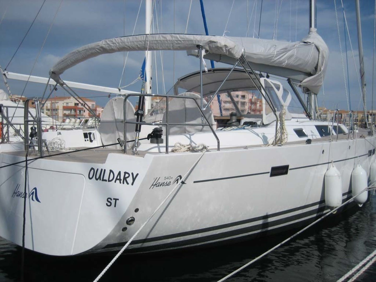 2008 Hanse 53' 540e Ouldary | Picture 1 of 48