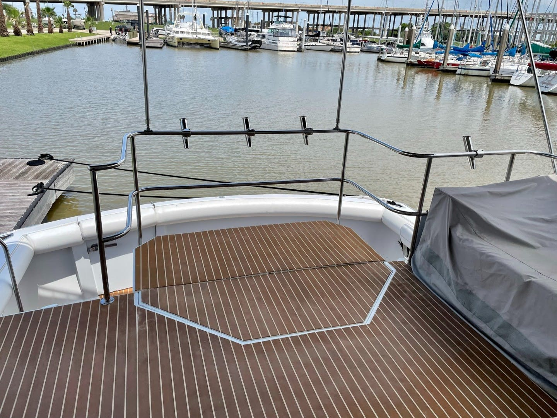 1985 Hatteras 82' 82 Cockpit Motor Yacht Papillon | Picture 4 of 51