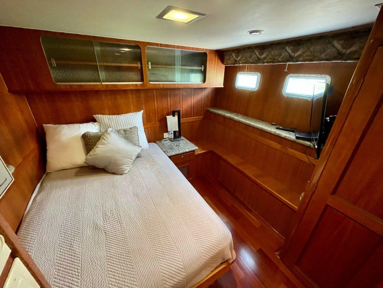 1985 Hatteras 82' 82 Cockpit Motor Yacht Papillon | Picture 8 of 51