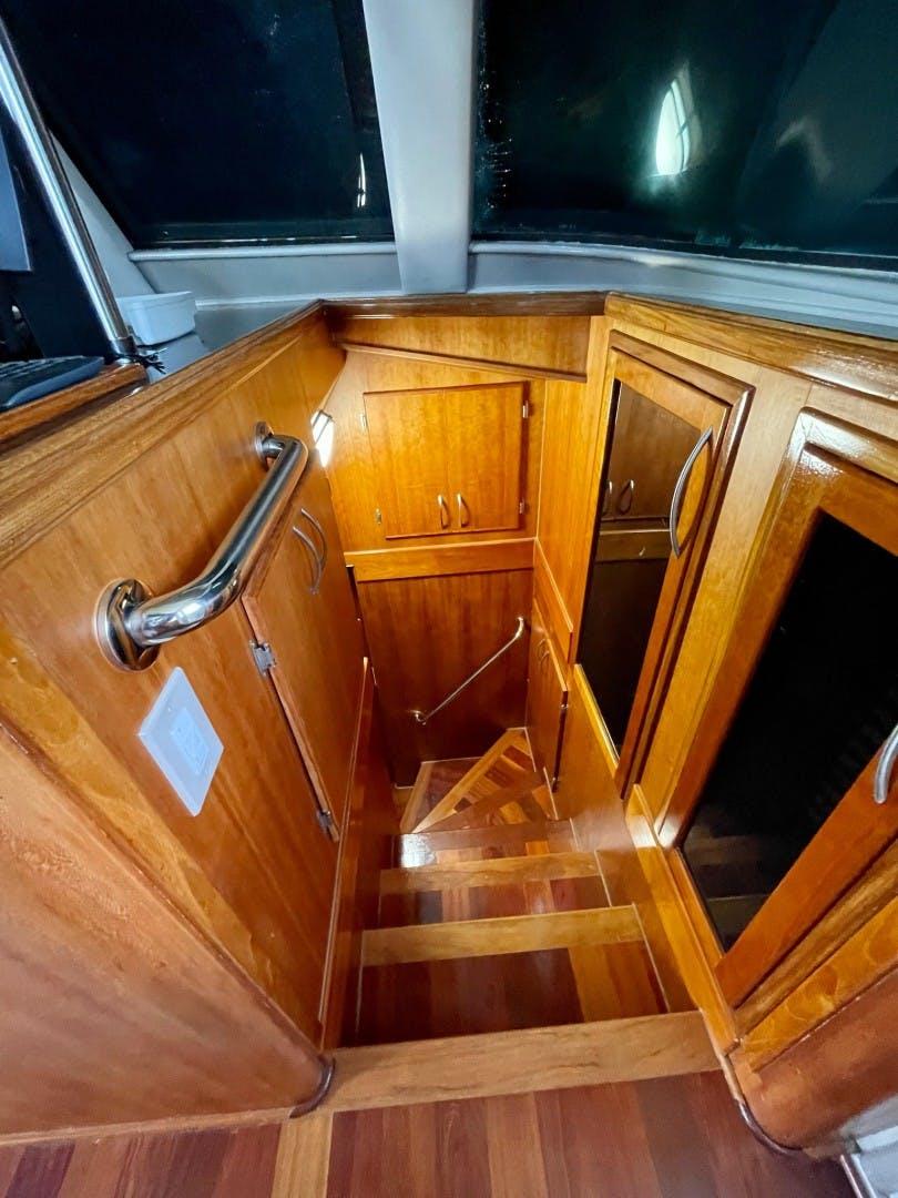 1985 Hatteras 82' 82 Cockpit Motor Yacht Papillon | Picture 1 of 51