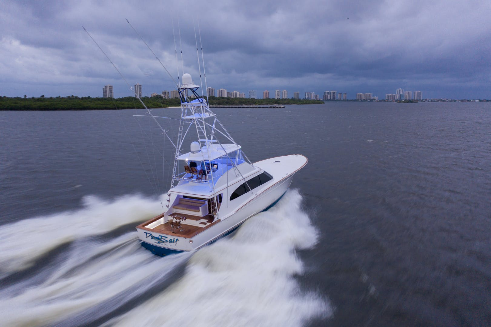 2015 Spencer 69' Convertible Da Bait | Picture 6 of 35