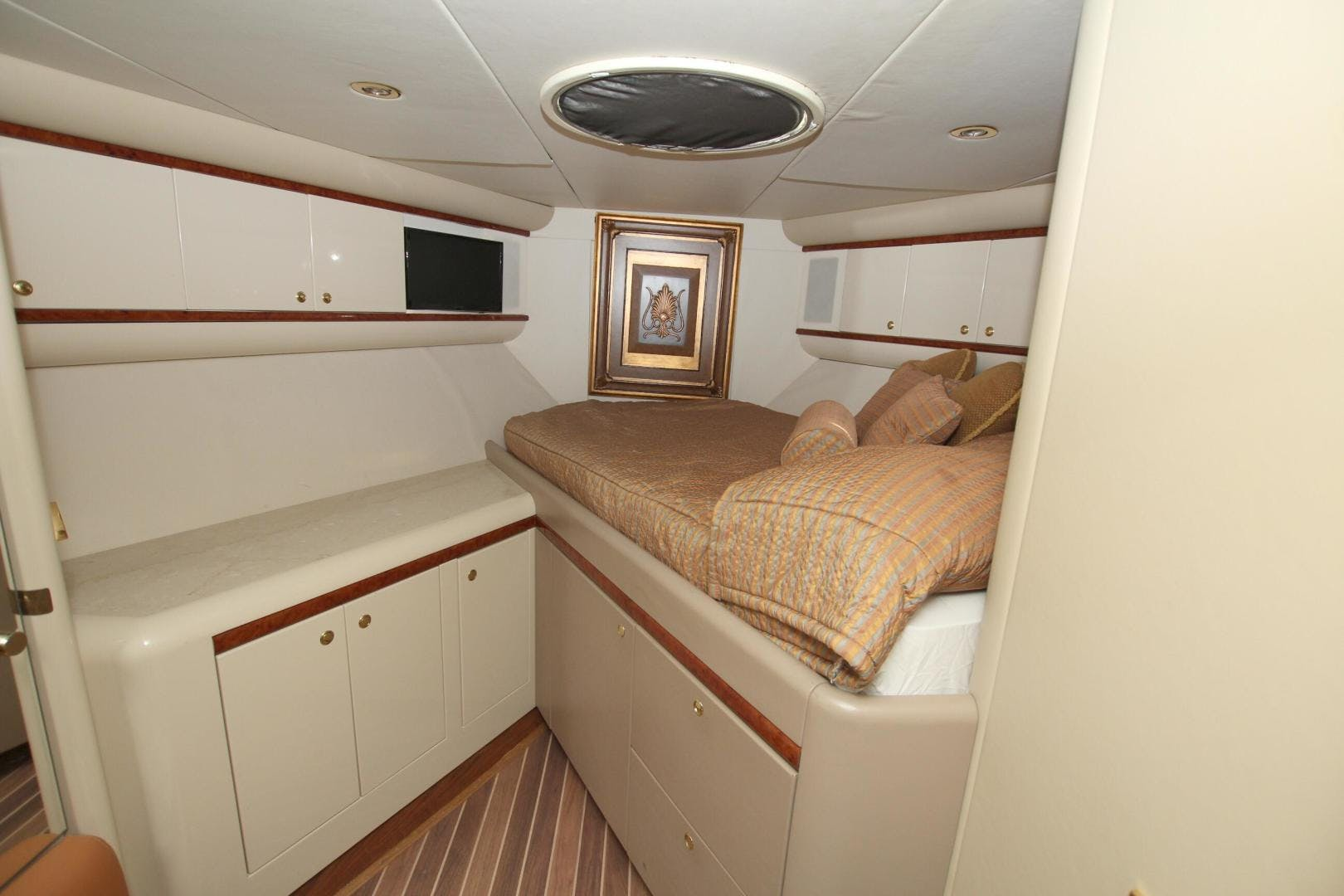 1995 Lazzara 76' 76 GRAND SALON Christmas Spirit | Picture 1 of 117