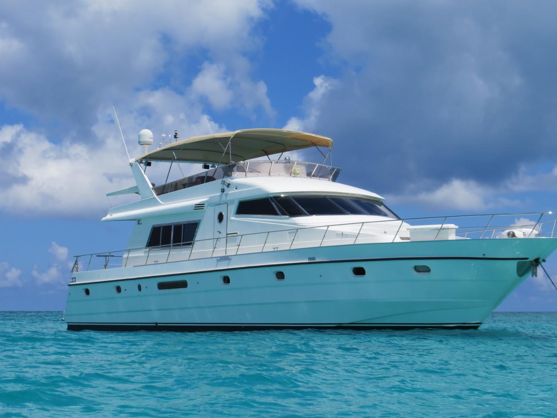 "1994 Vitech 72' 72 Motor Yacht ""Sanity"""