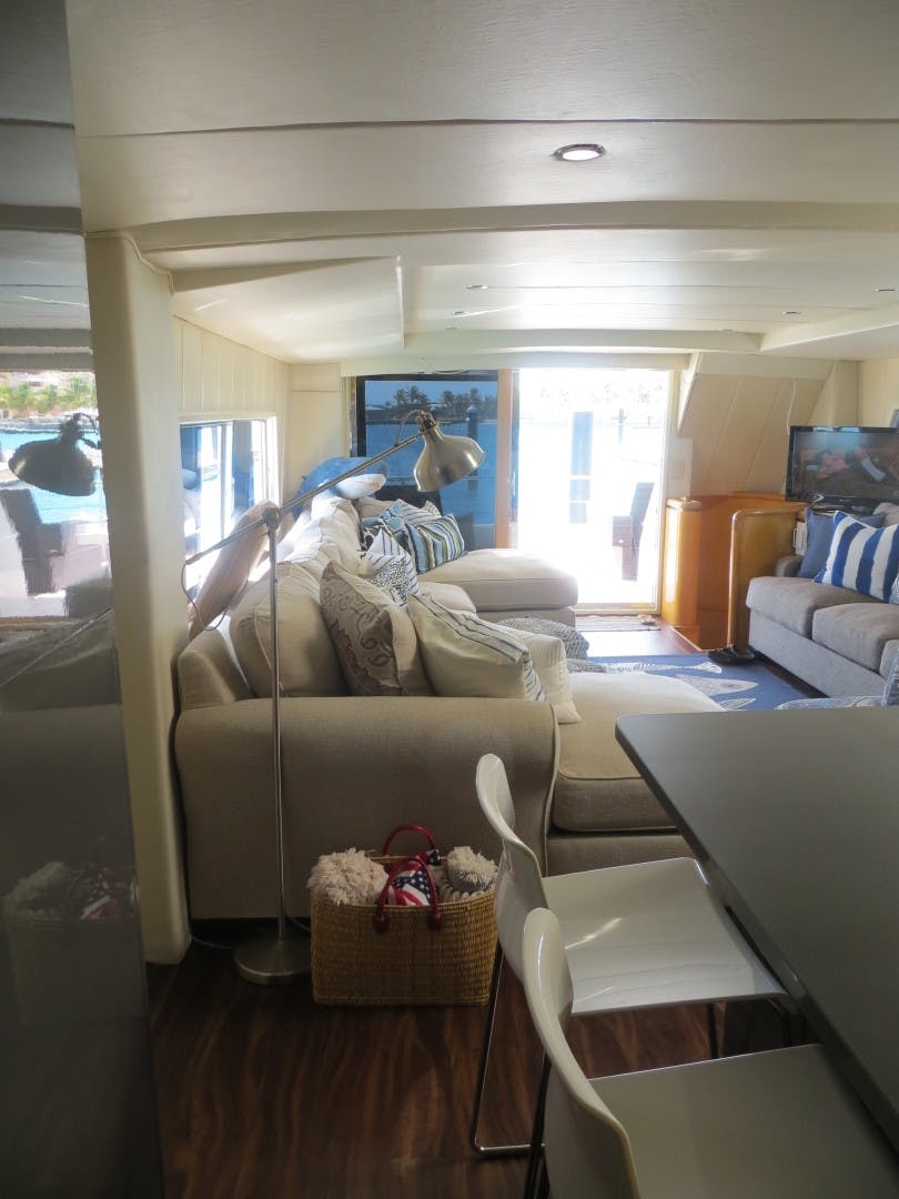 1994 Vitech 72' 72 Motor Yacht Sanity | Picture 5 of 44