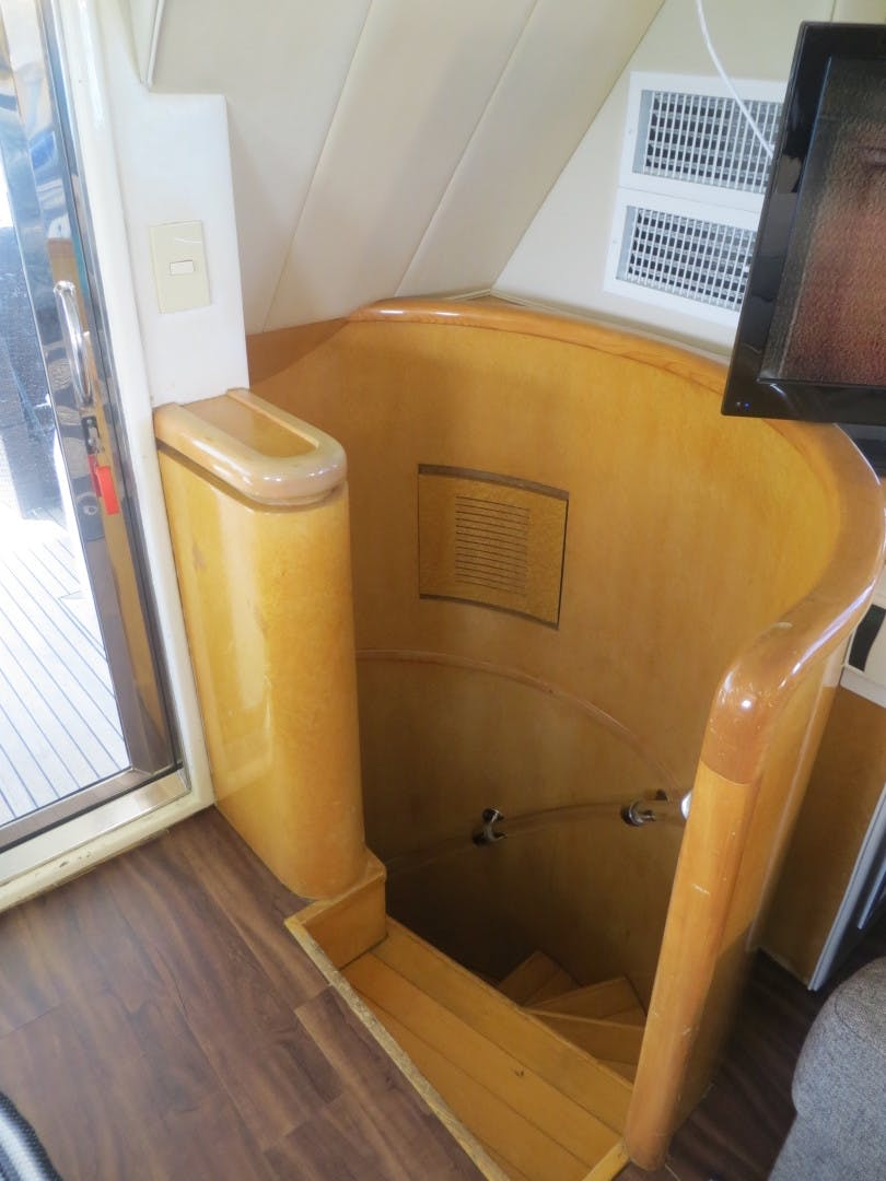 1994 Vitech 72' 72 Motor Yacht Sanity | Picture 7 of 44