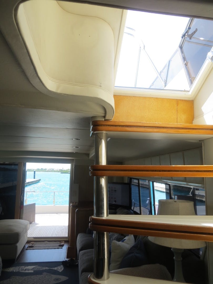 1994 Vitech 72' 72 Motor Yacht Sanity | Picture 1 of 44