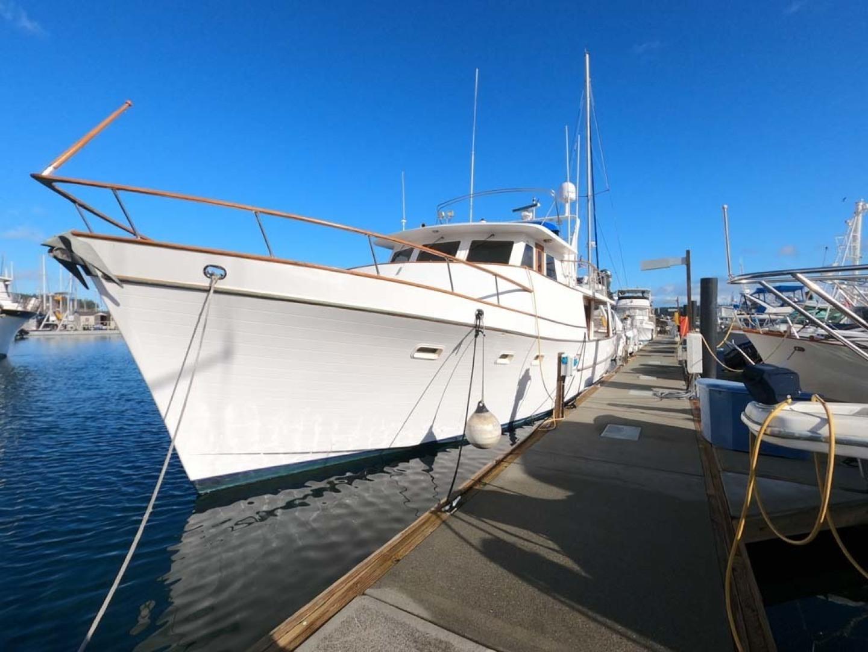 """1980 Ocean Alexander 55' MK I """"El Pescador"""""""