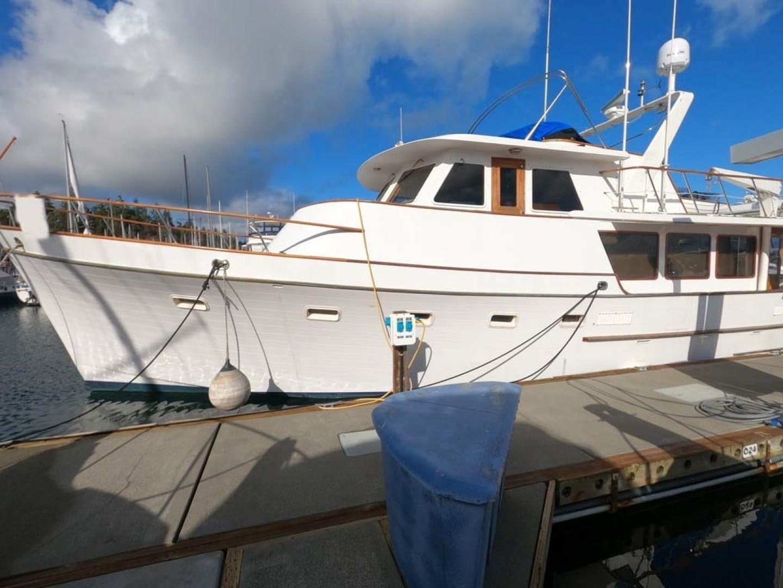 1980 Ocean Alexander 55' MK I El Pescador | Picture 2 of 30