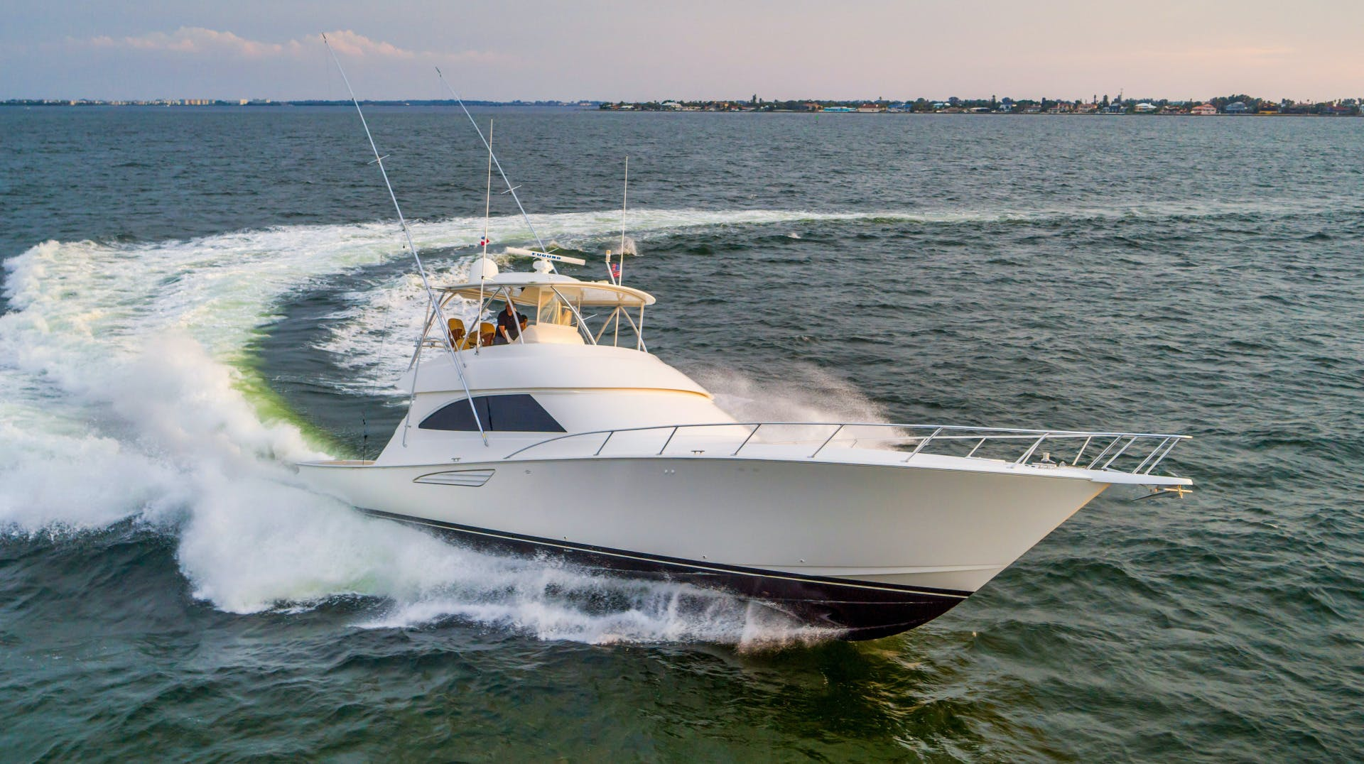 2014 Viking 62' 62 Convertible Mixer | Picture 1 of 100