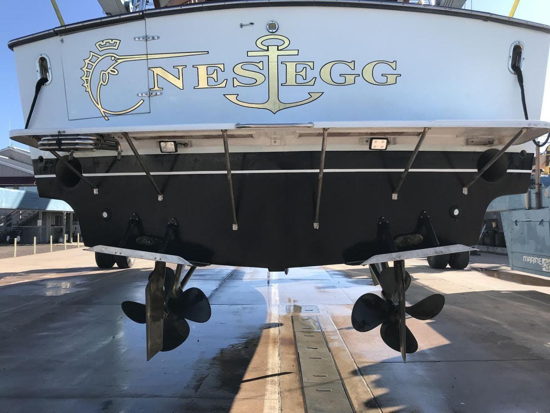 1989 Egg Harbor 54'  Nestegg | Picture 3 of 69