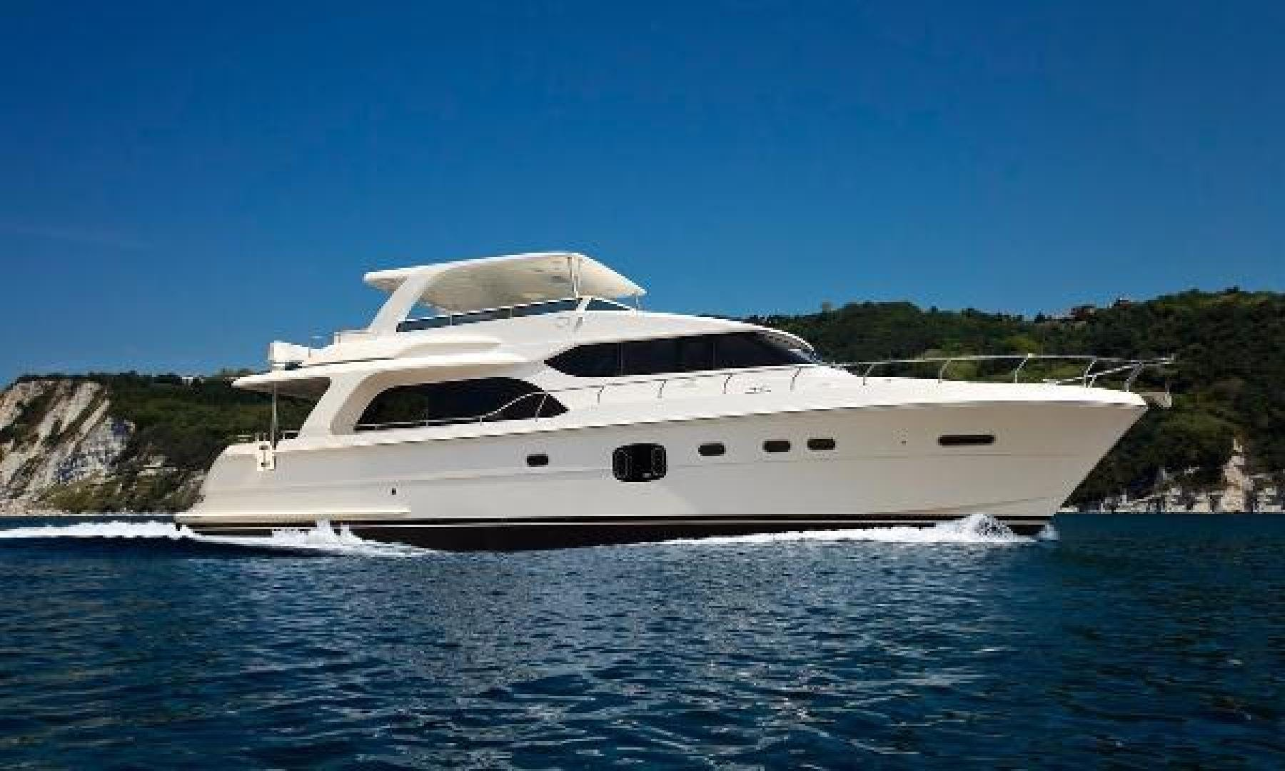 2020 Hampton 65' 650 Pilothouse For Order | Picture 1 of 4