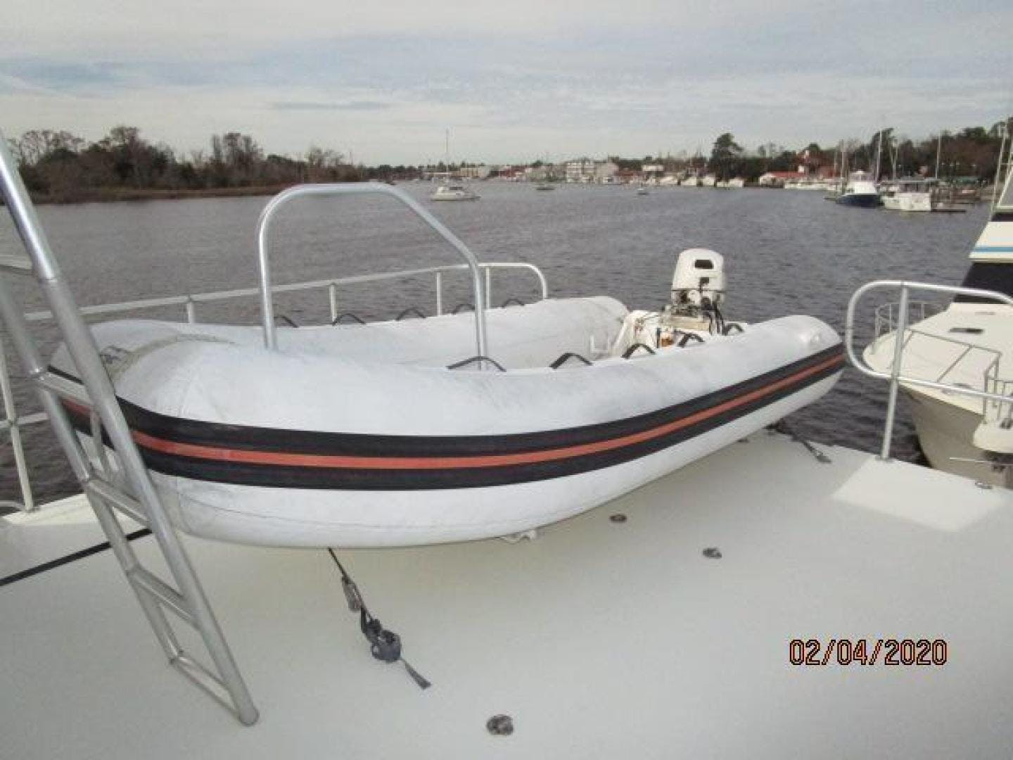 2010 Custom 65' Malcolm Tenant Power Cat Rhumba | Picture 4 of 96