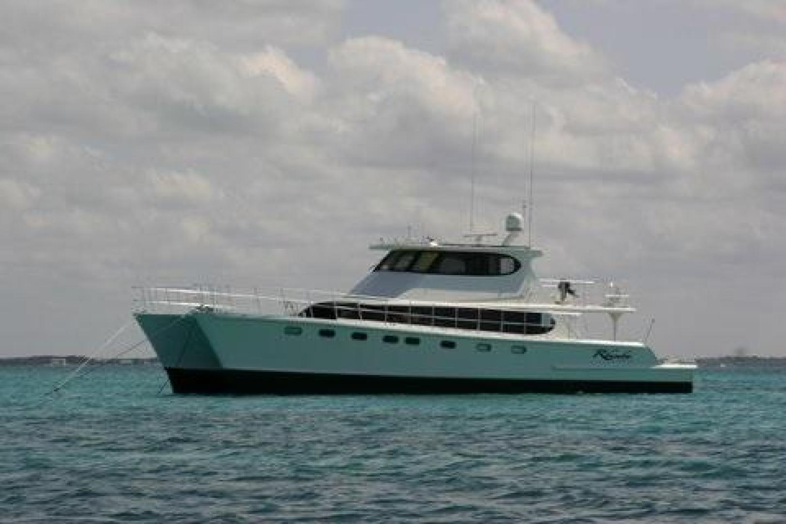 "2010 Custom 65' Malcolm Tenant Power Cat ""Rhumba"""